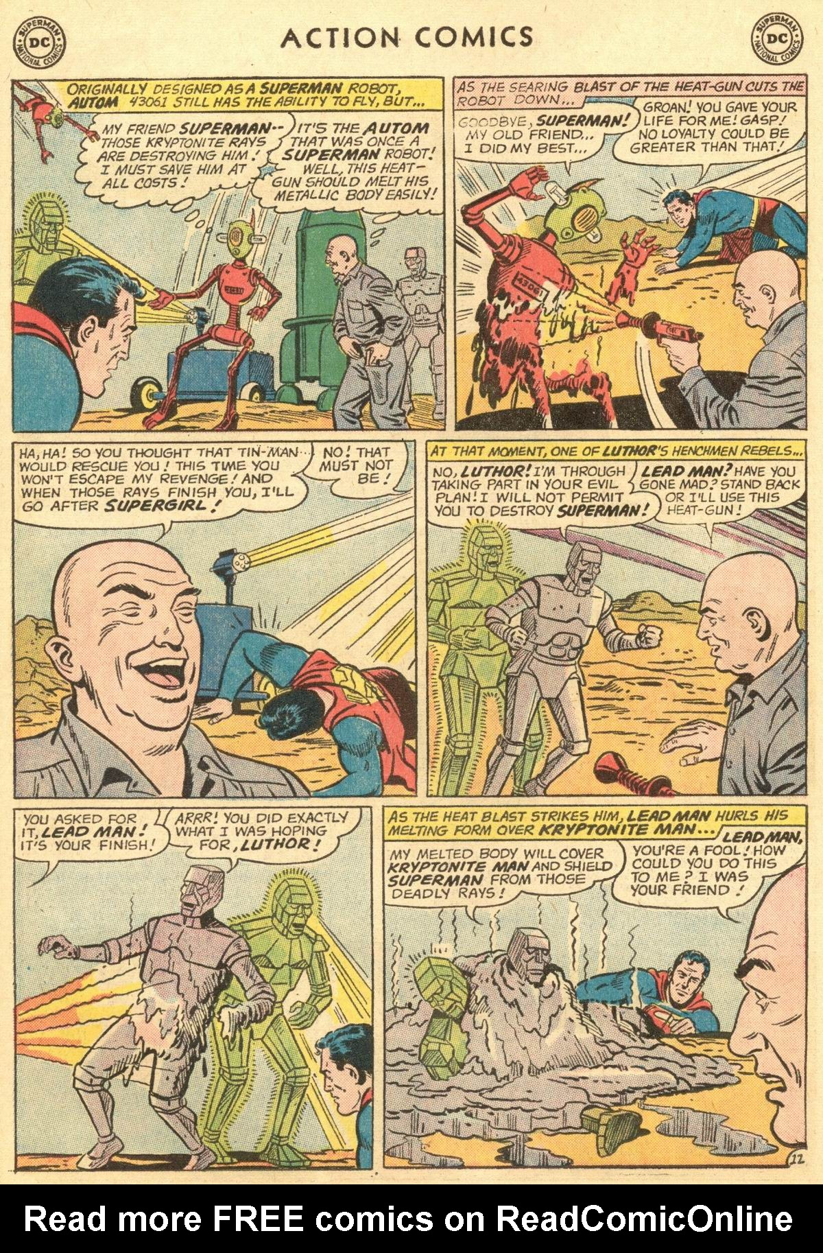 Action Comics (1938) 294 Page 13