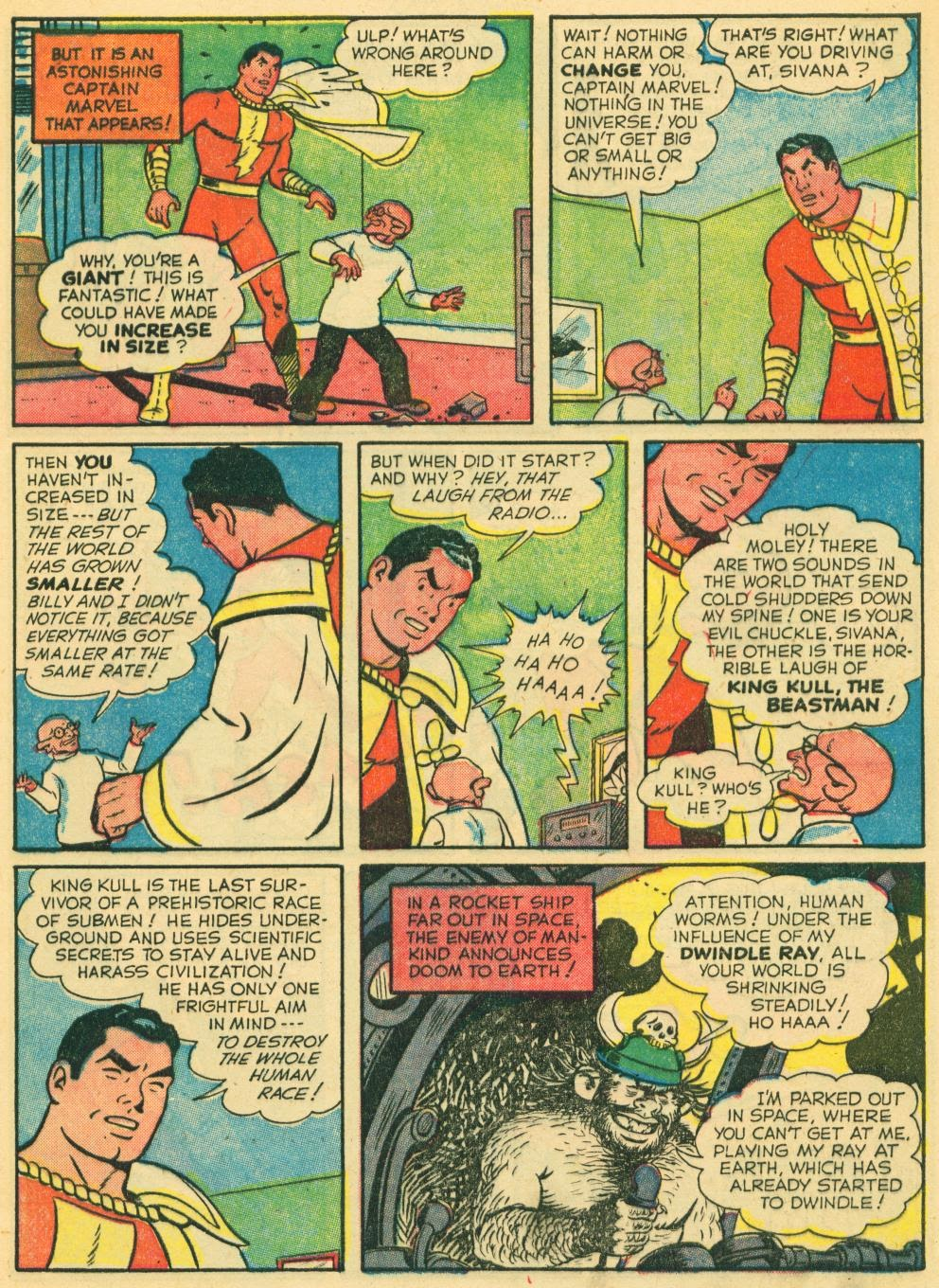 Captain Marvel Adventures issue 130 - Page 5