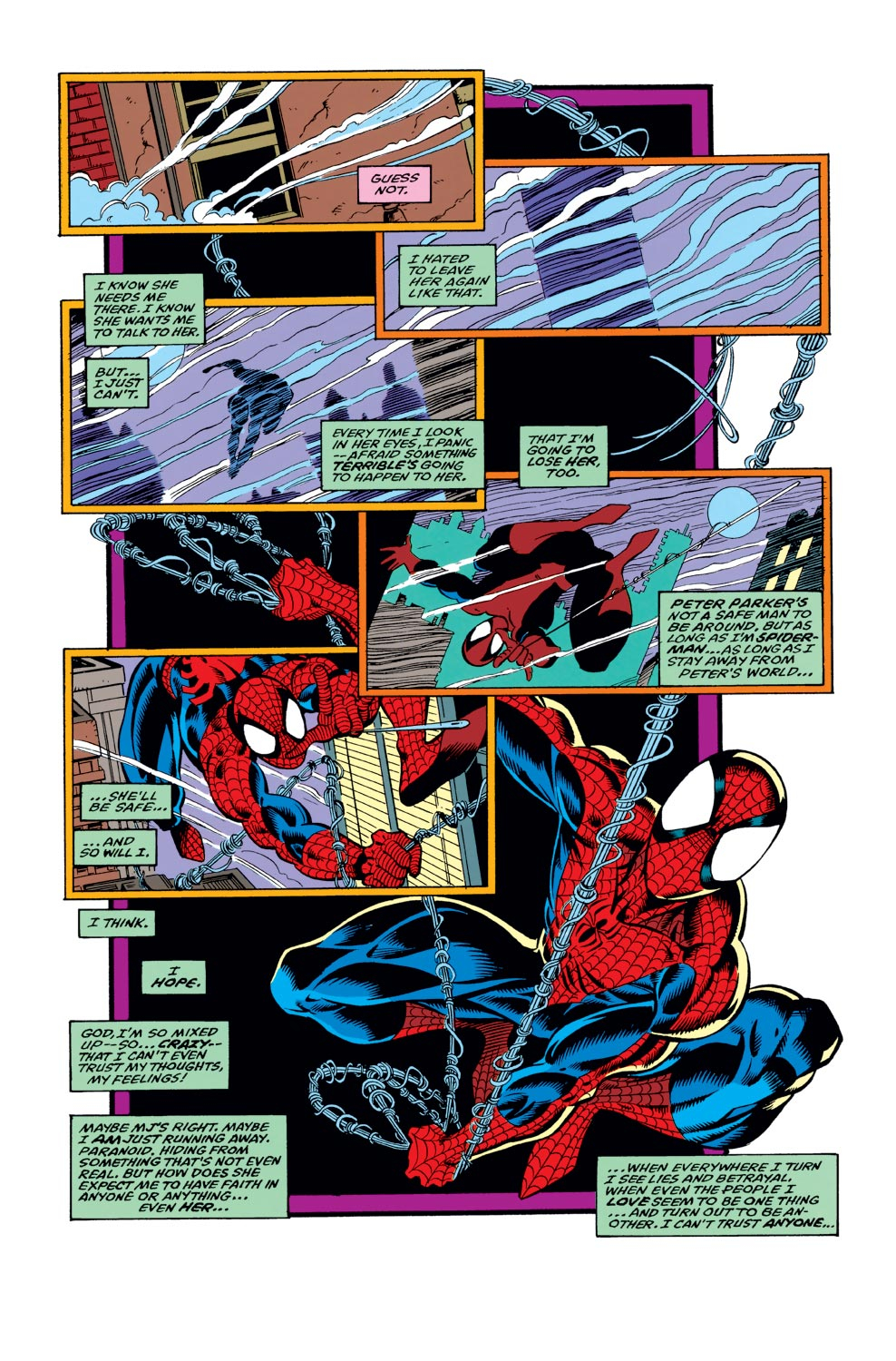 The Amazing Spider-Man (1963) 390 Page 21