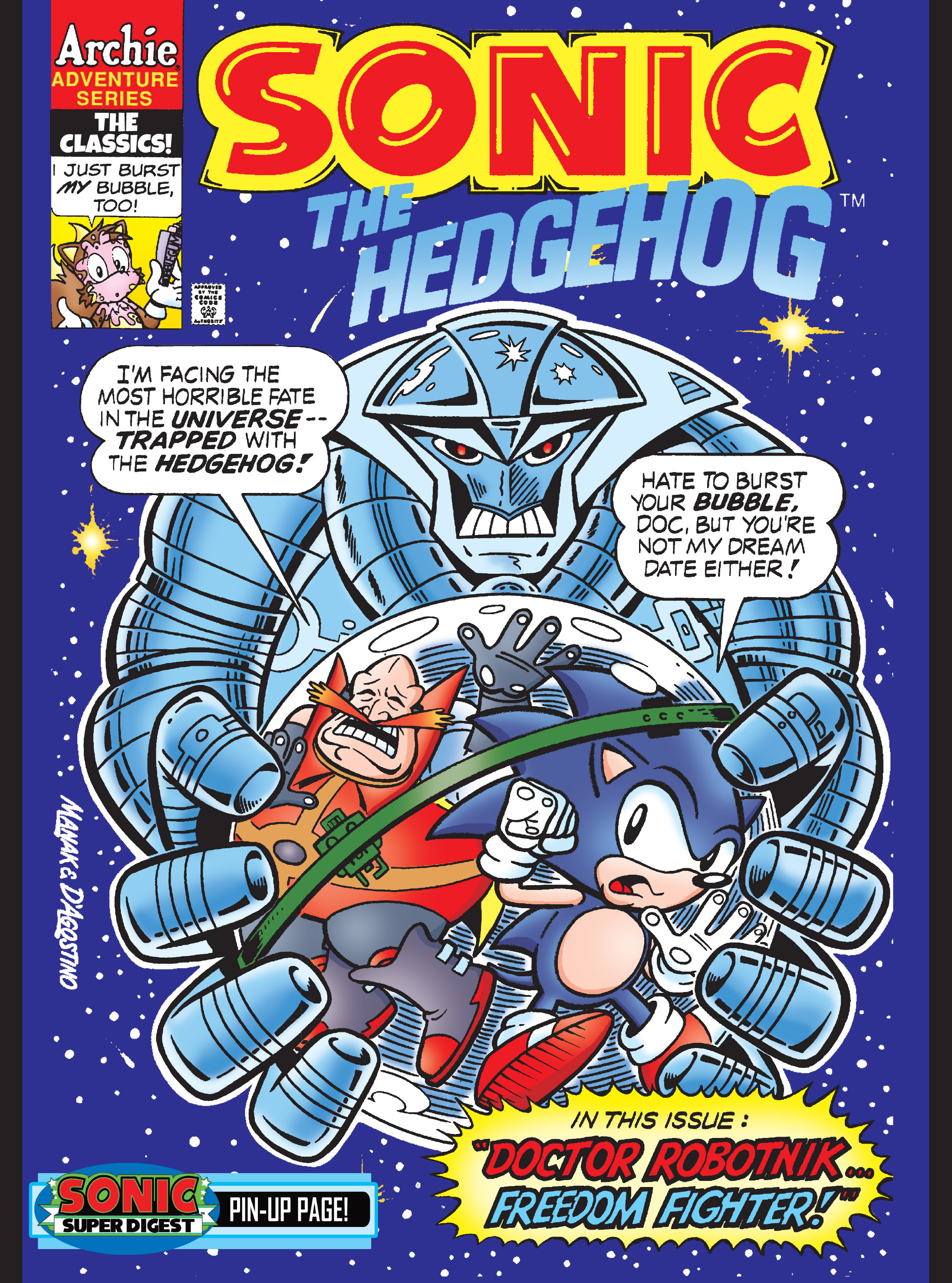 Read online Sonic Super Digest comic -  Issue #7 - 98