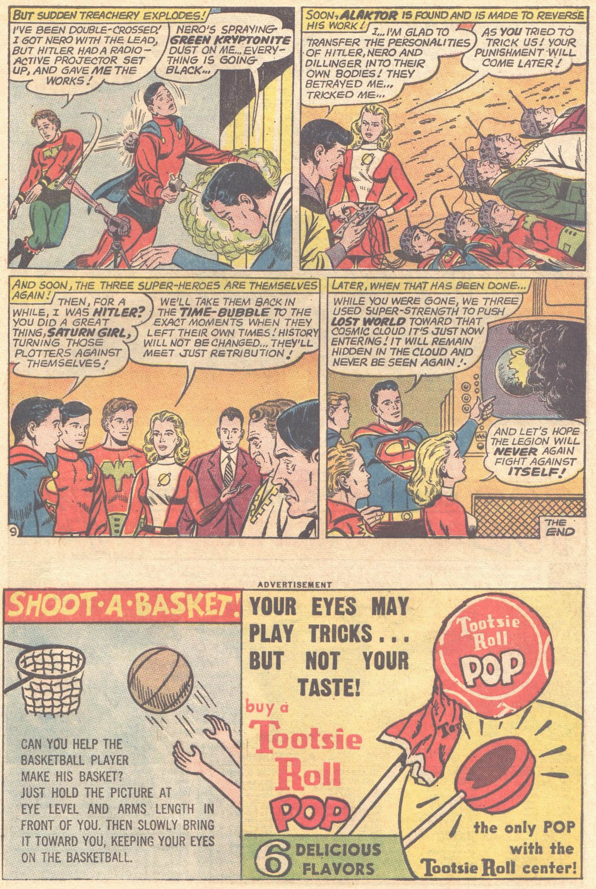 Read online Adventure Comics (1938) comic -  Issue #501 - 27