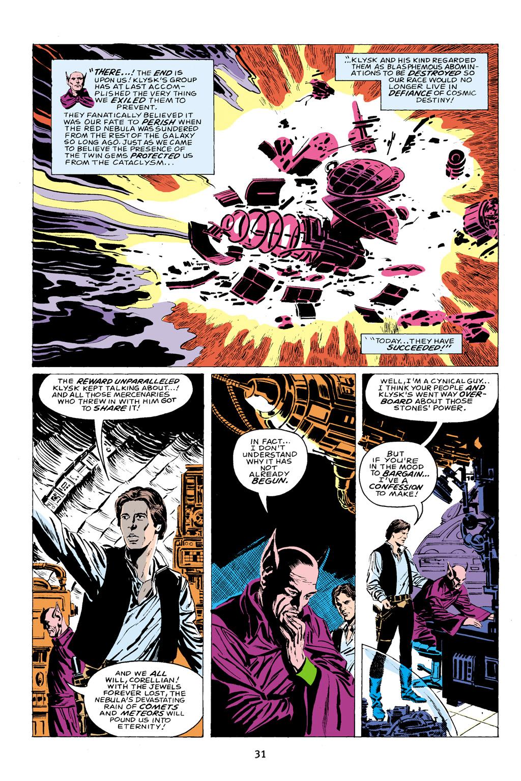 Read online Star Wars Omnibus comic -  Issue # Vol. 16 - 32