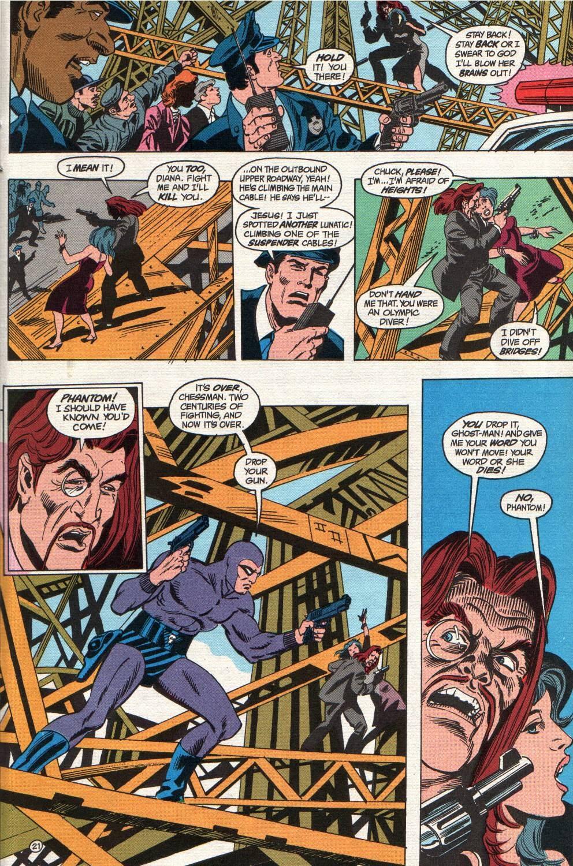 Read online The Phantom (1988) comic -  Issue #4 - 22