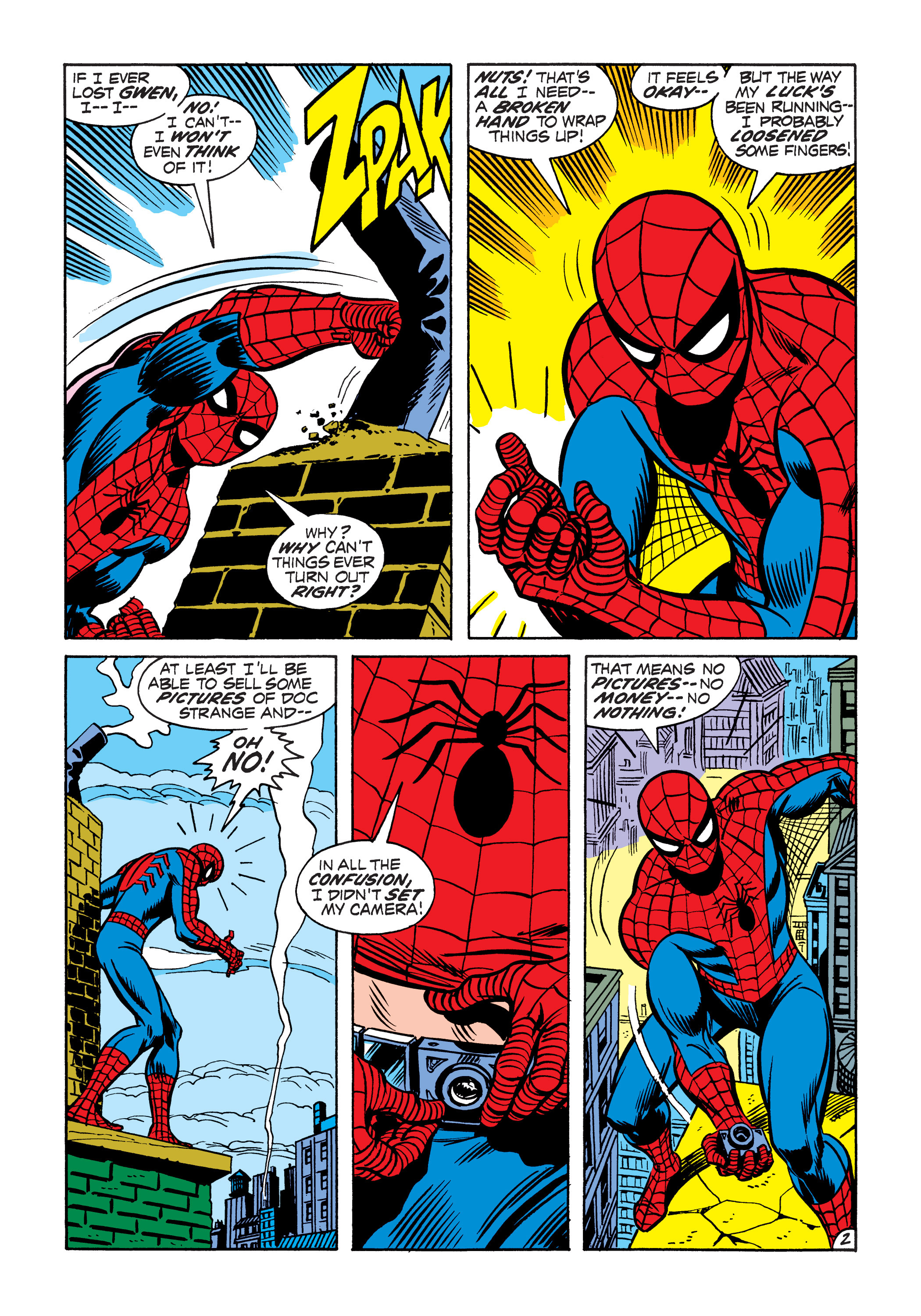 The Amazing Spider-Man (1963) 110 Page 2
