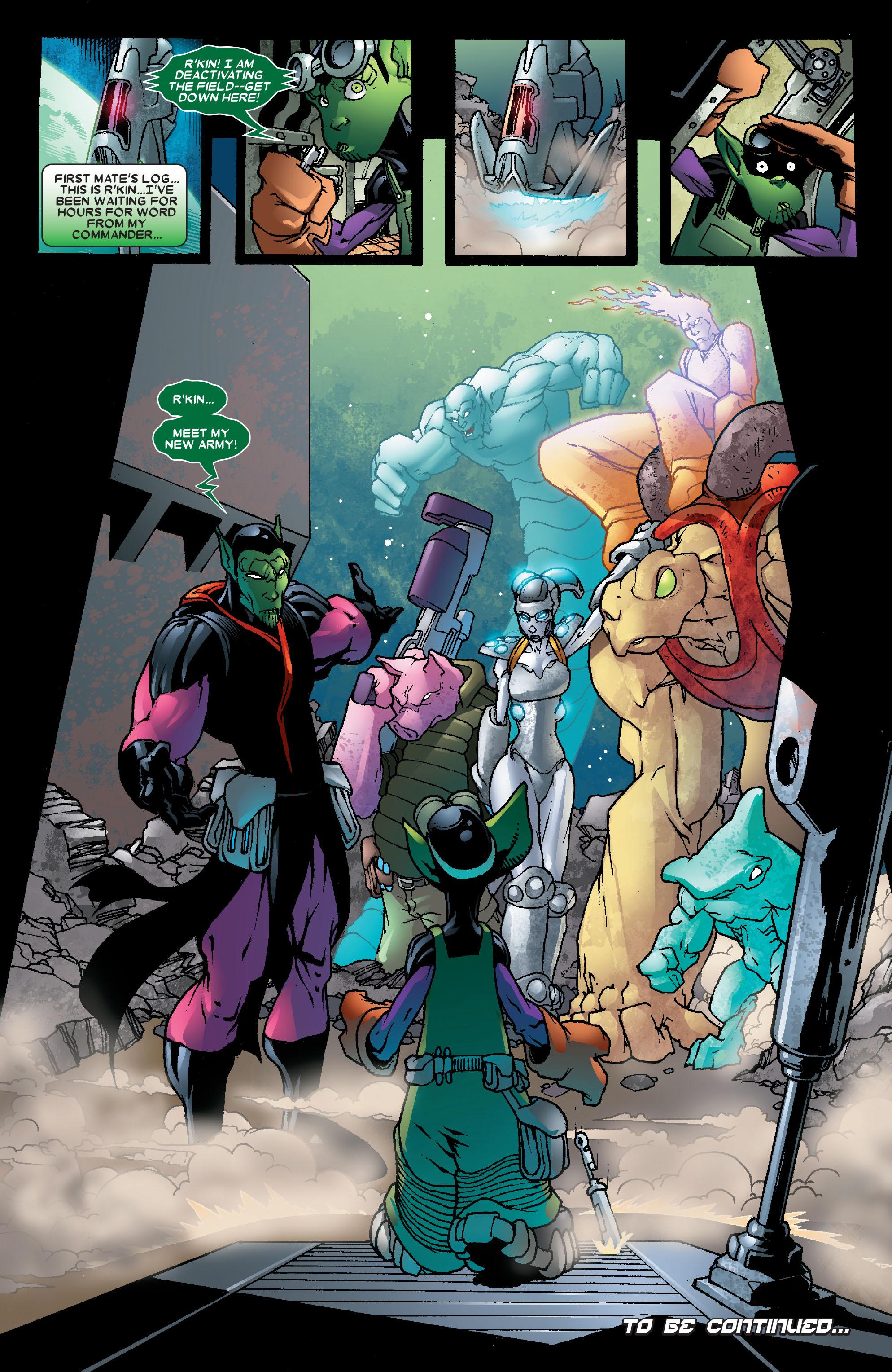 Read online Annihilation: Super-Skrull comic -  Issue #2 - 27