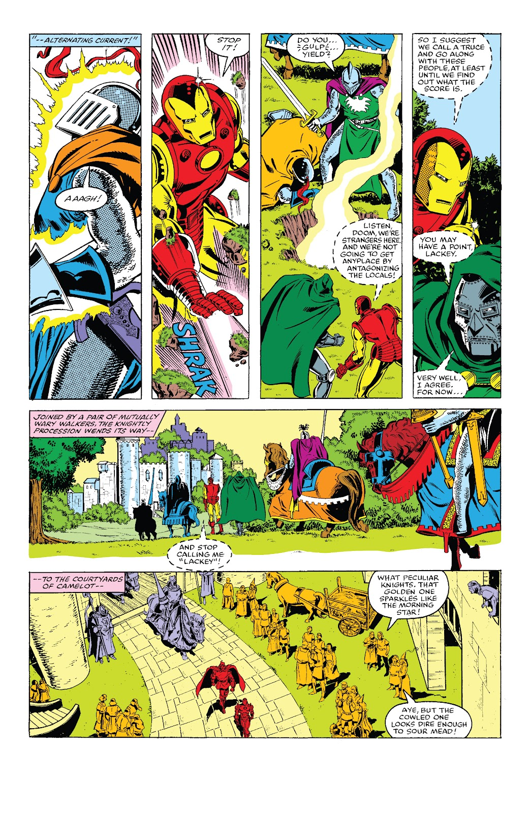 Read online Marvel Tales: Iron Man comic -  Issue # Full - 43