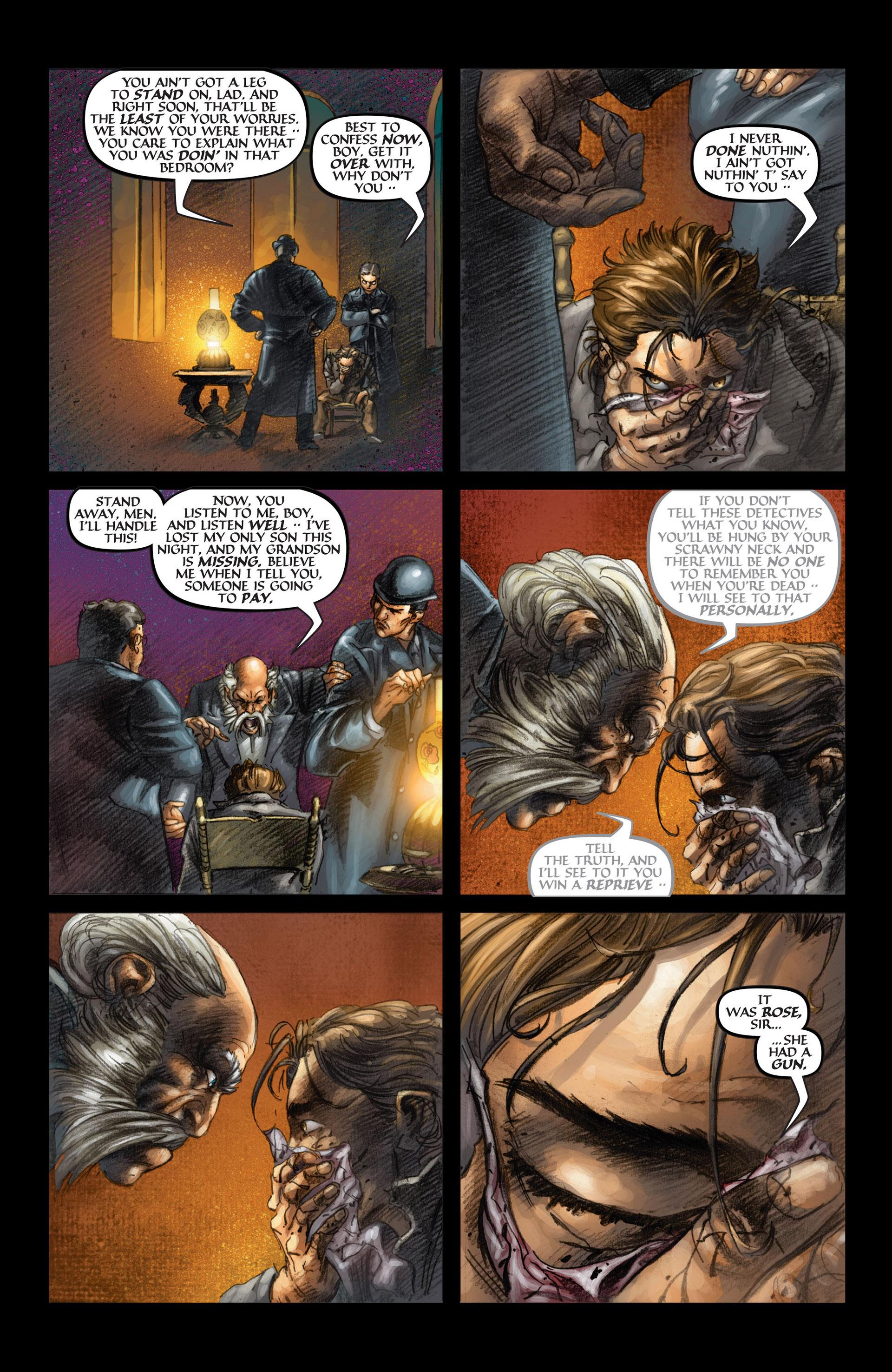 Read online Wolverine: The Origin comic -  Issue #3 - 14