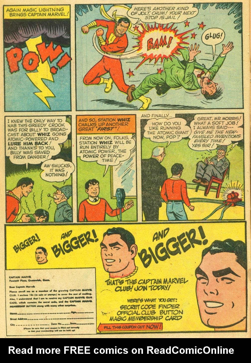 Captain Marvel Adventures issue 131 - Page 10