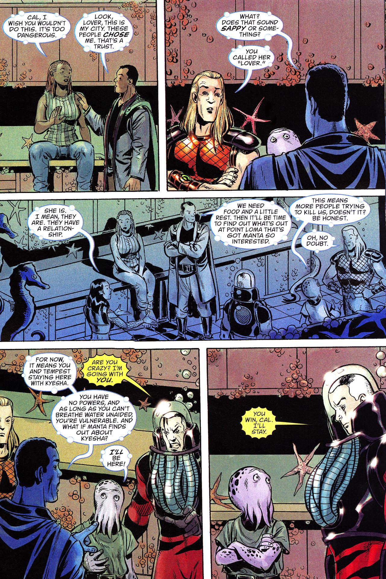 Read online Aquaman: Sword of Atlantis comic -  Issue #52 - 15