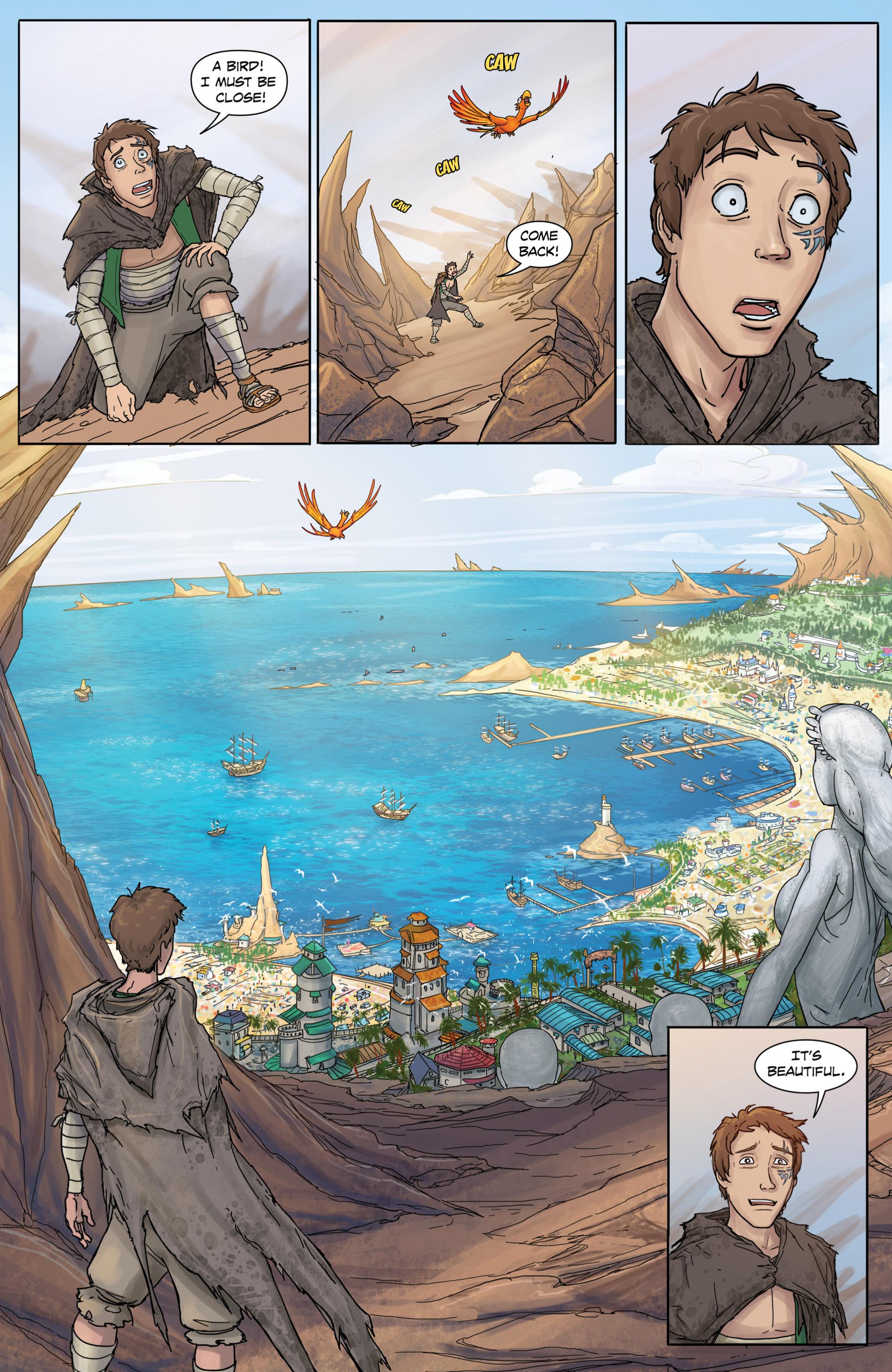 Read online Anne Bonnie comic -  Issue #2 - 14