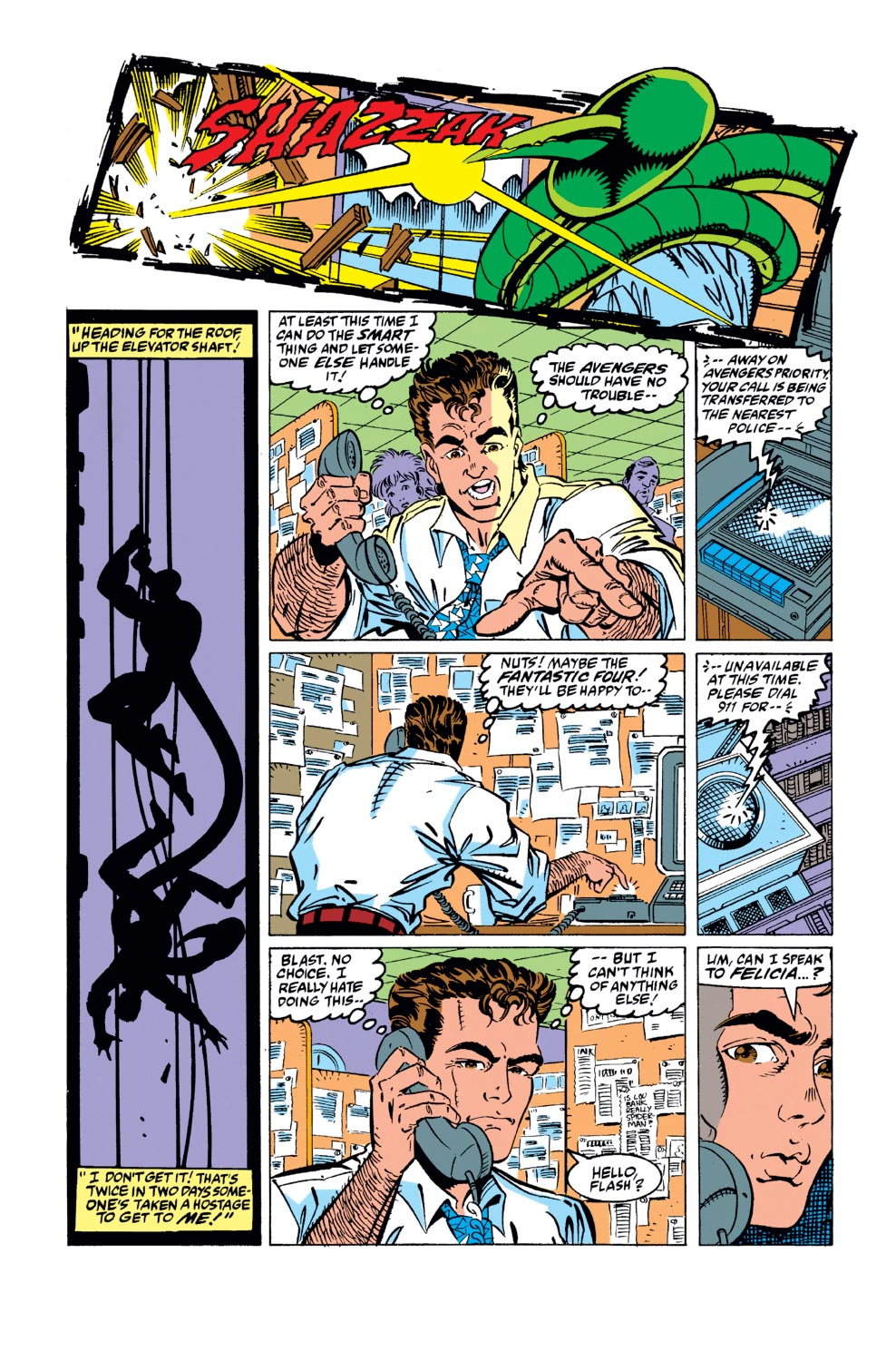 The Amazing Spider-Man (1963) 342 Page 12