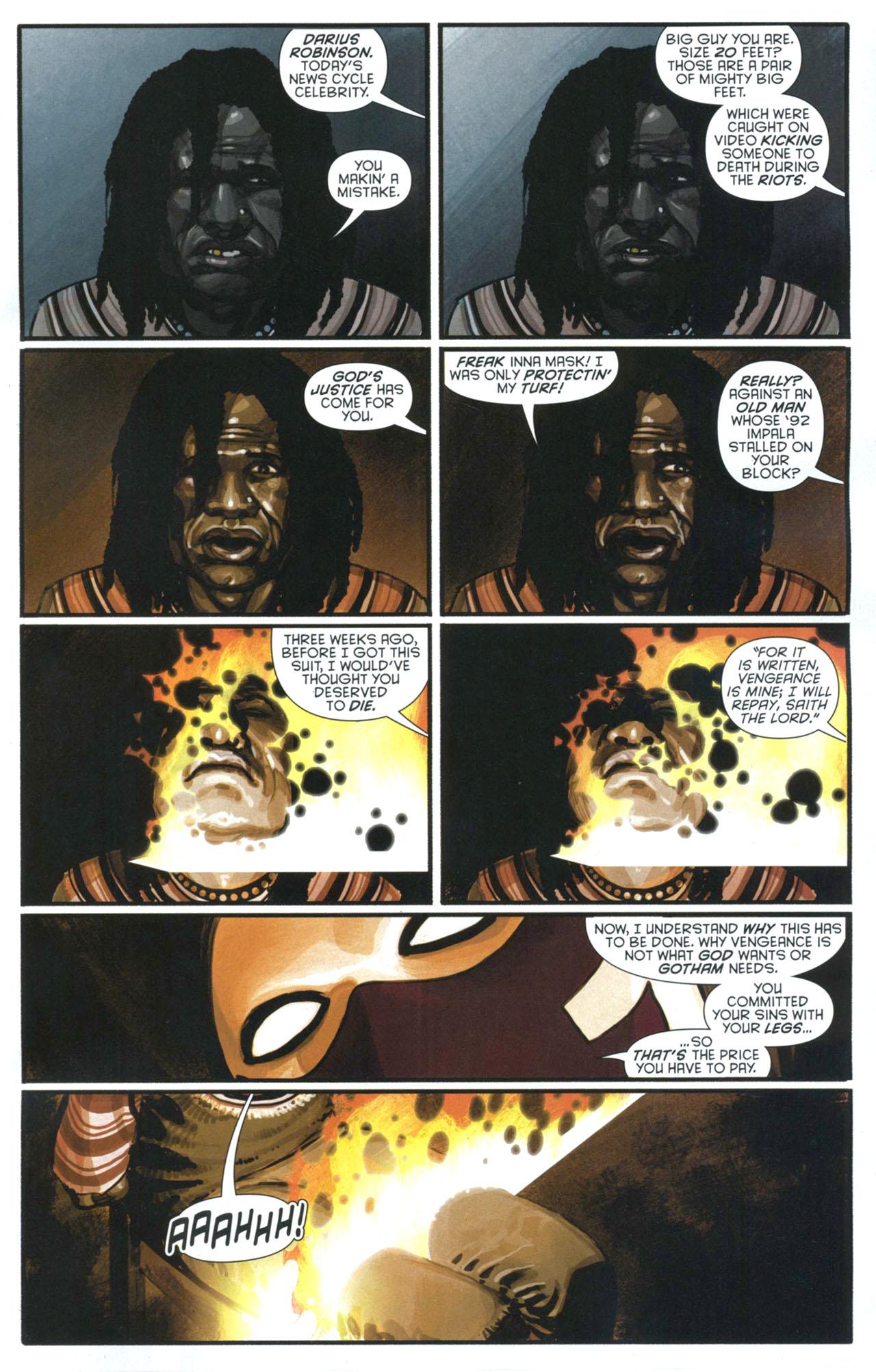 Read online Azrael: Death's Dark Knight comic -  Issue #3 - 28