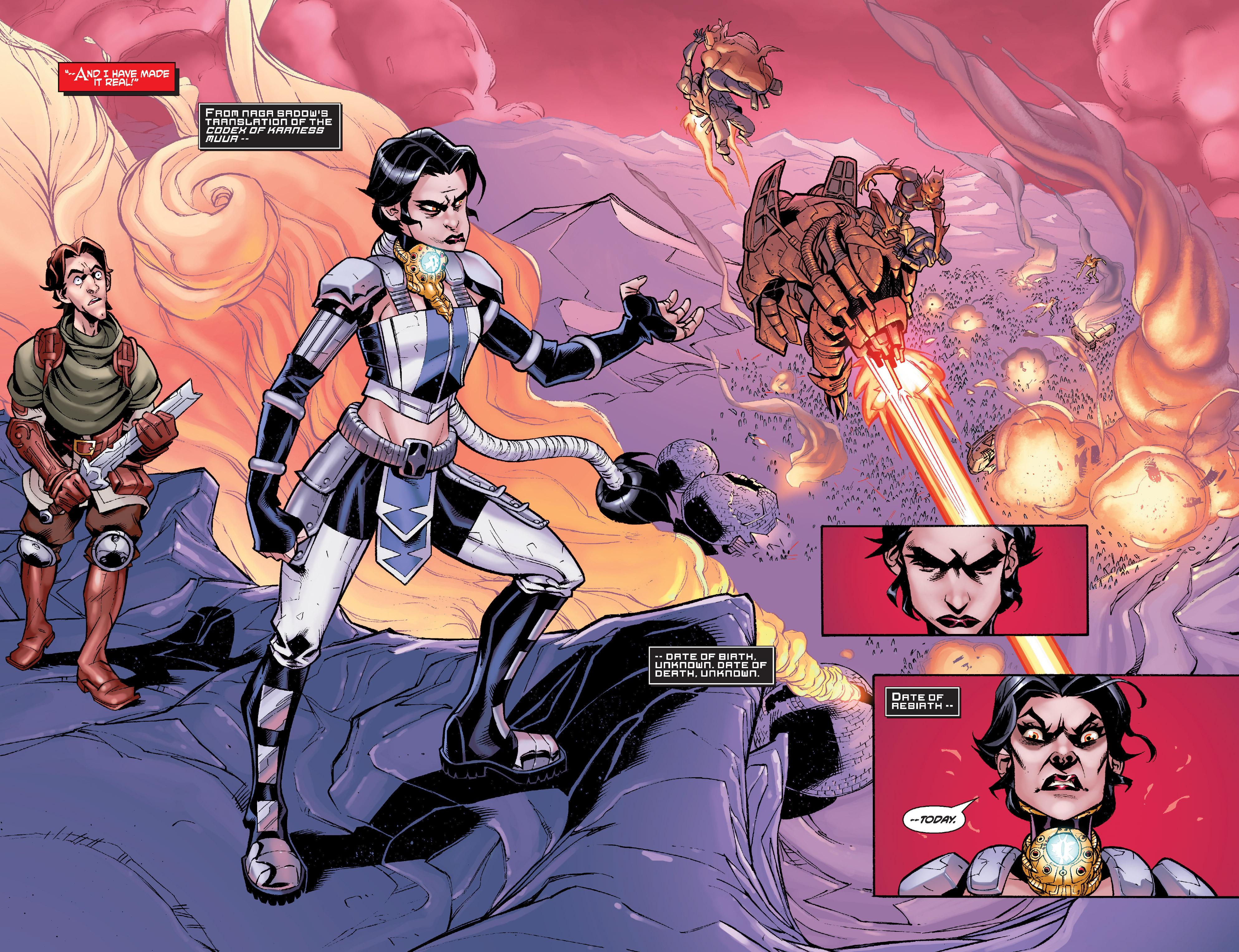 Read online Star Wars Omnibus comic -  Issue # Vol. 32 - 214
