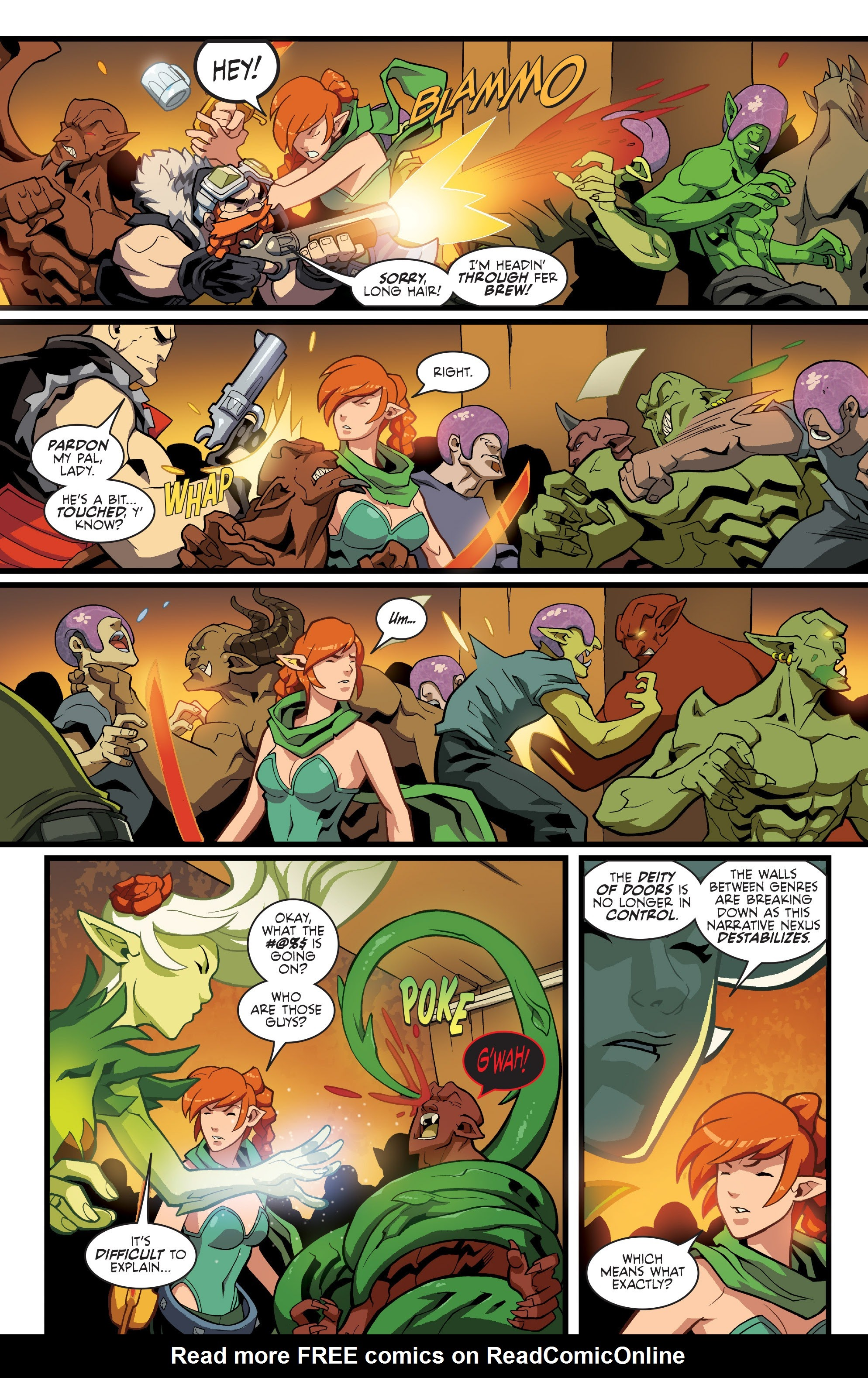 Read online Skullkickers comic -  Issue #33 - 7