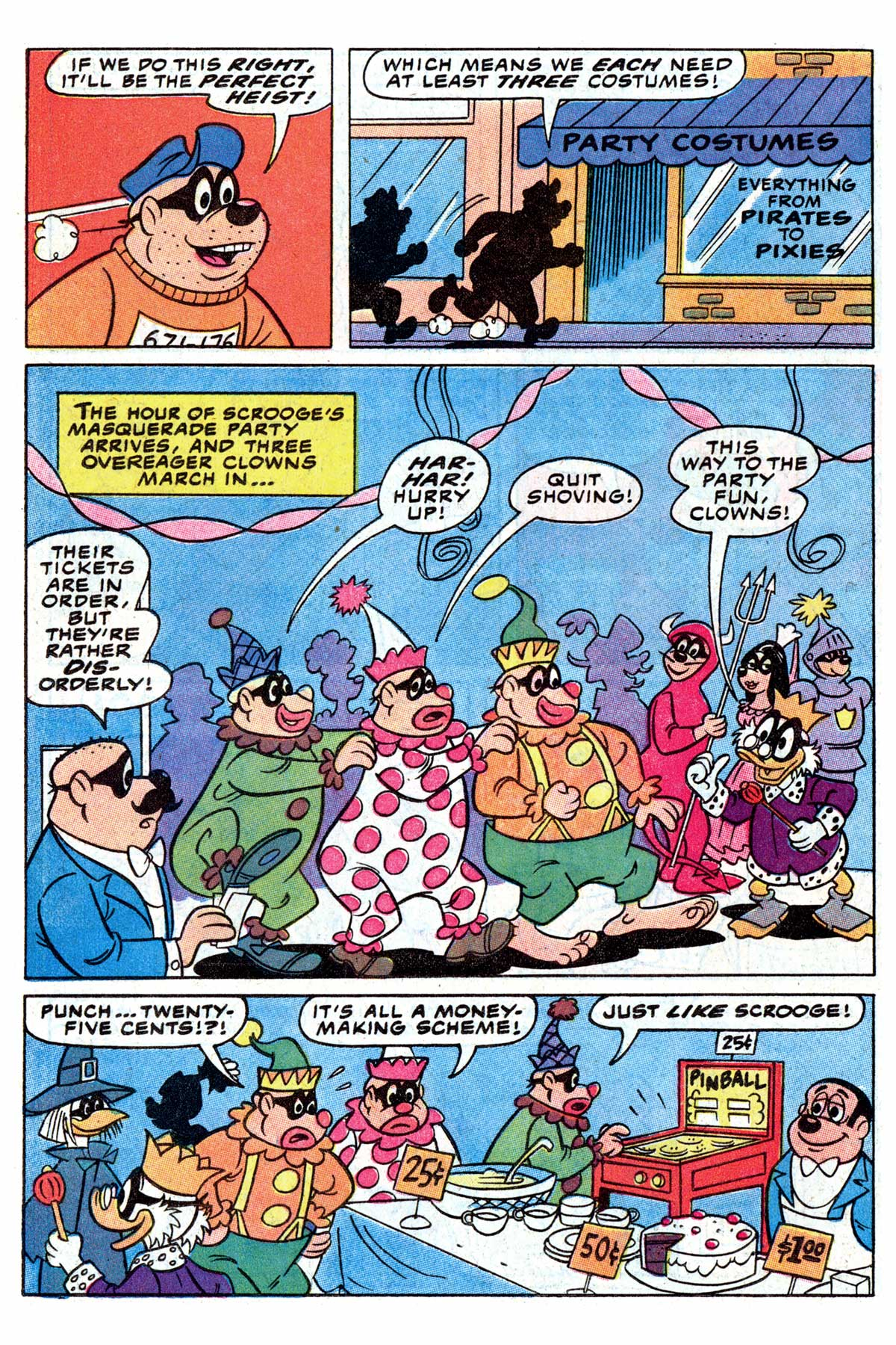 Read online Uncle Scrooge (1953) comic -  Issue #192 - 22