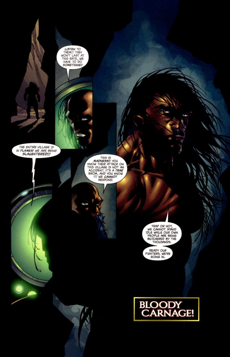 Read online Soul Saga comic -  Issue #4 - 18