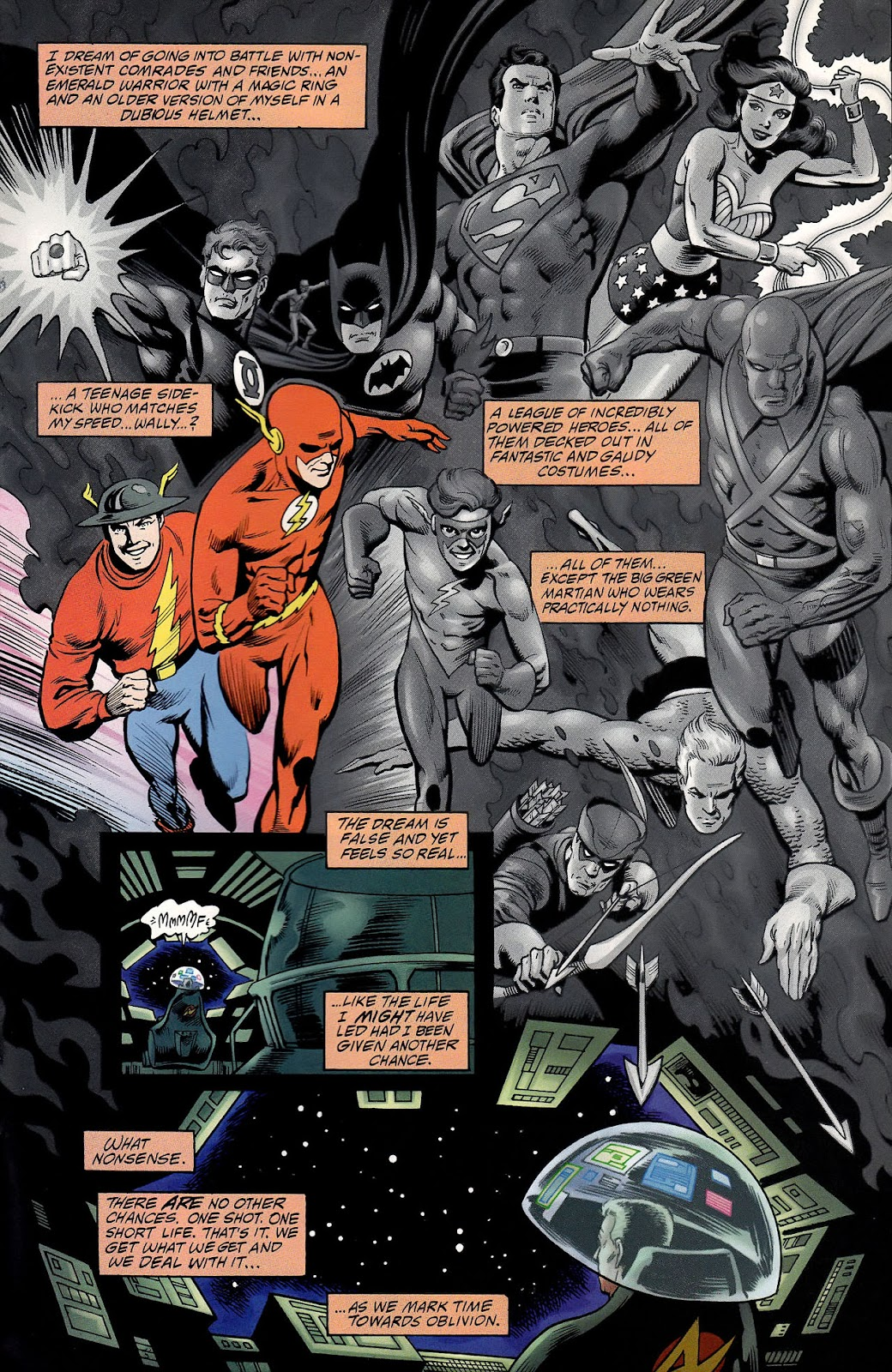 Read online Flashpoint (1999) comic -  Issue #2 - 16