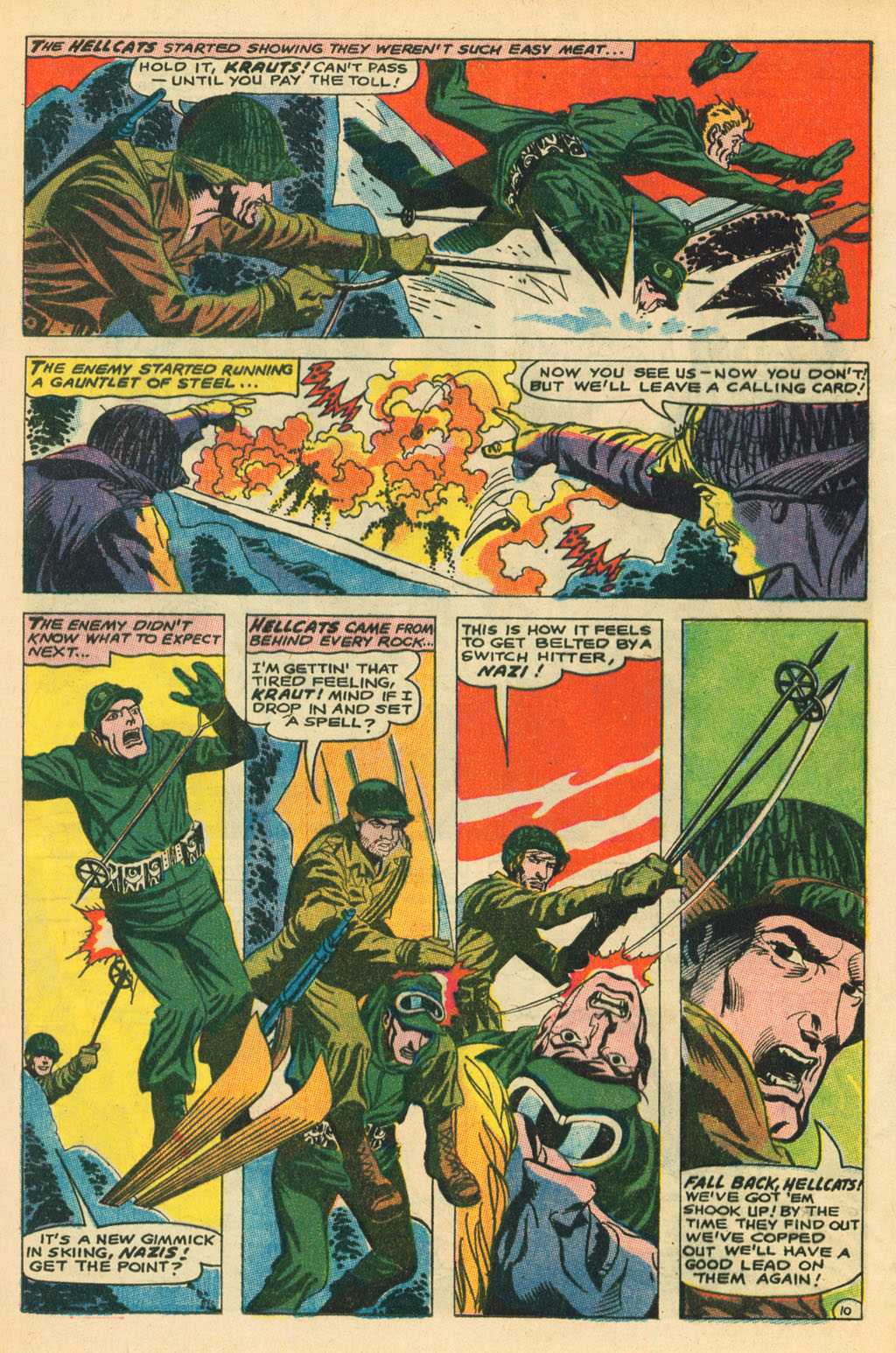 Our Fighting Forces (1954) issue 110 - Page 17