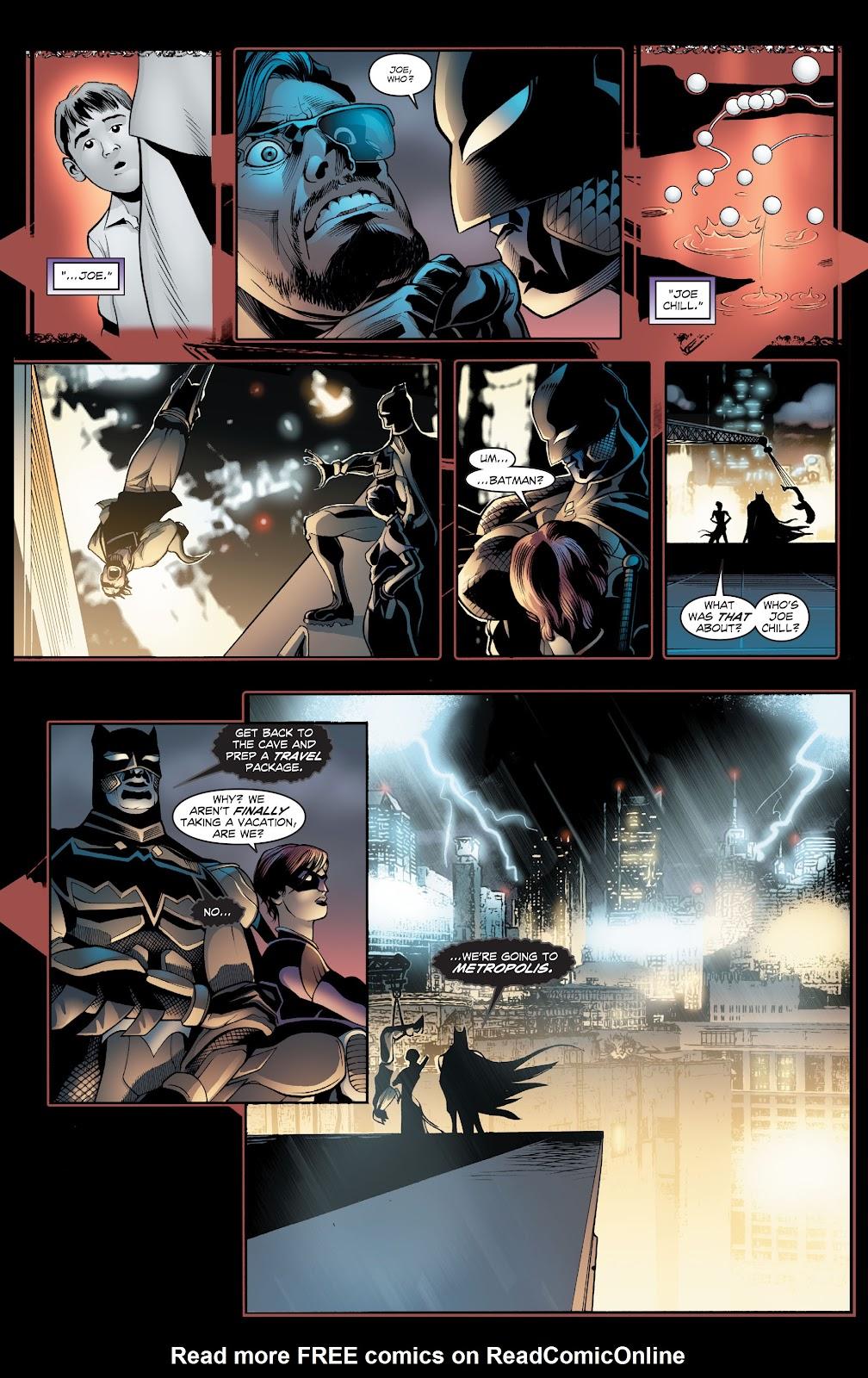 Read online Smallville Season 11 [II] comic -  Issue # TPB 2 - 16