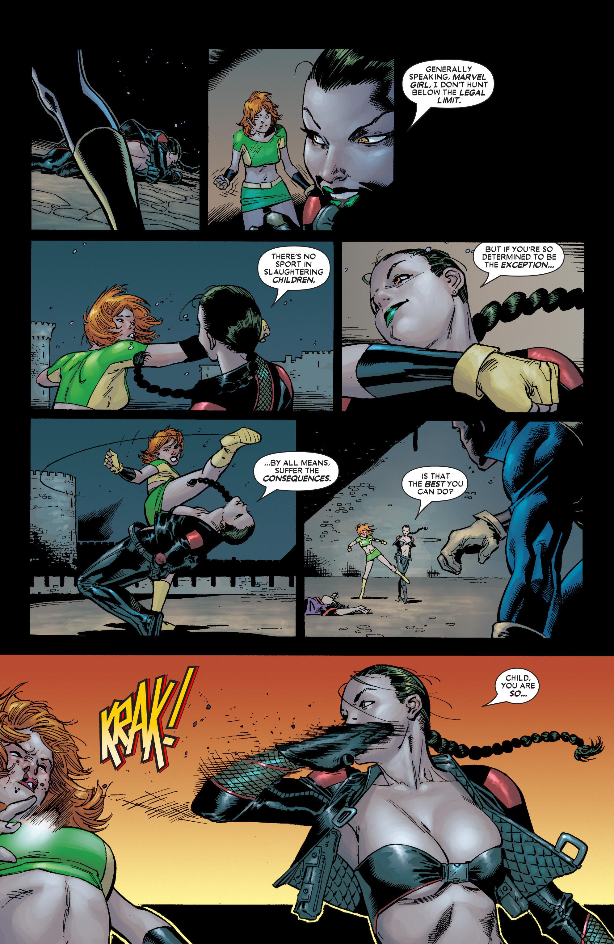 Read online Uncanny X-Men (1963) comic -  Issue #449 - 5