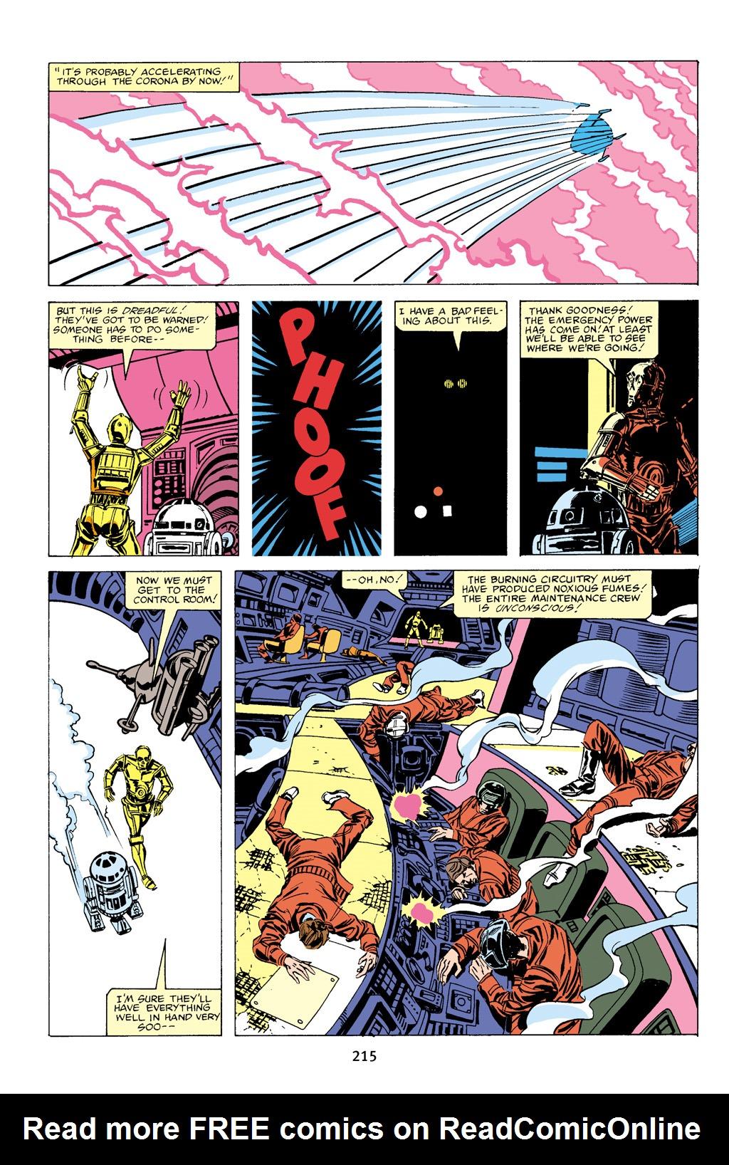 Read online Star Wars Omnibus comic -  Issue # Vol. 16 - 212