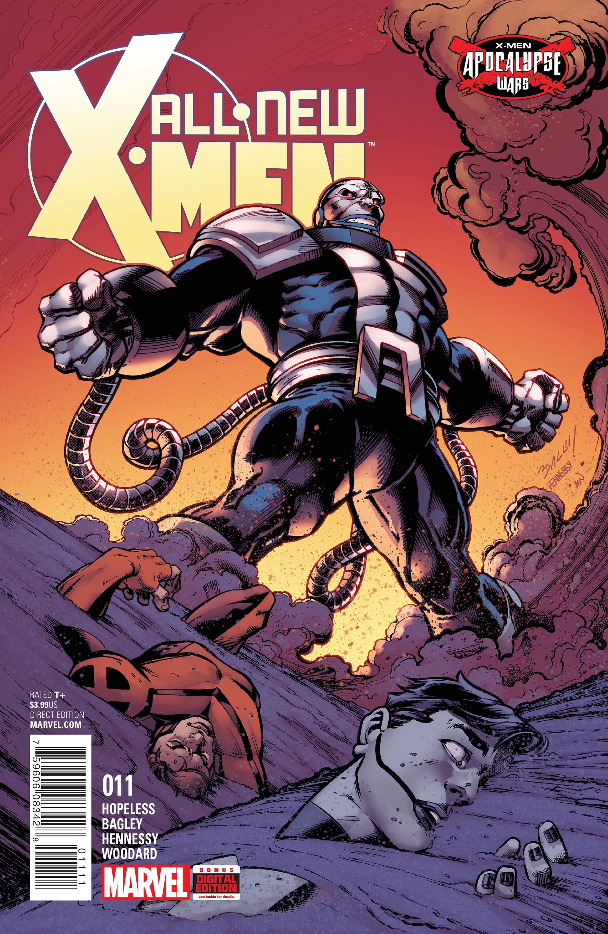 Read online All-New X-Men (2016) comic -  Issue #11 - 2