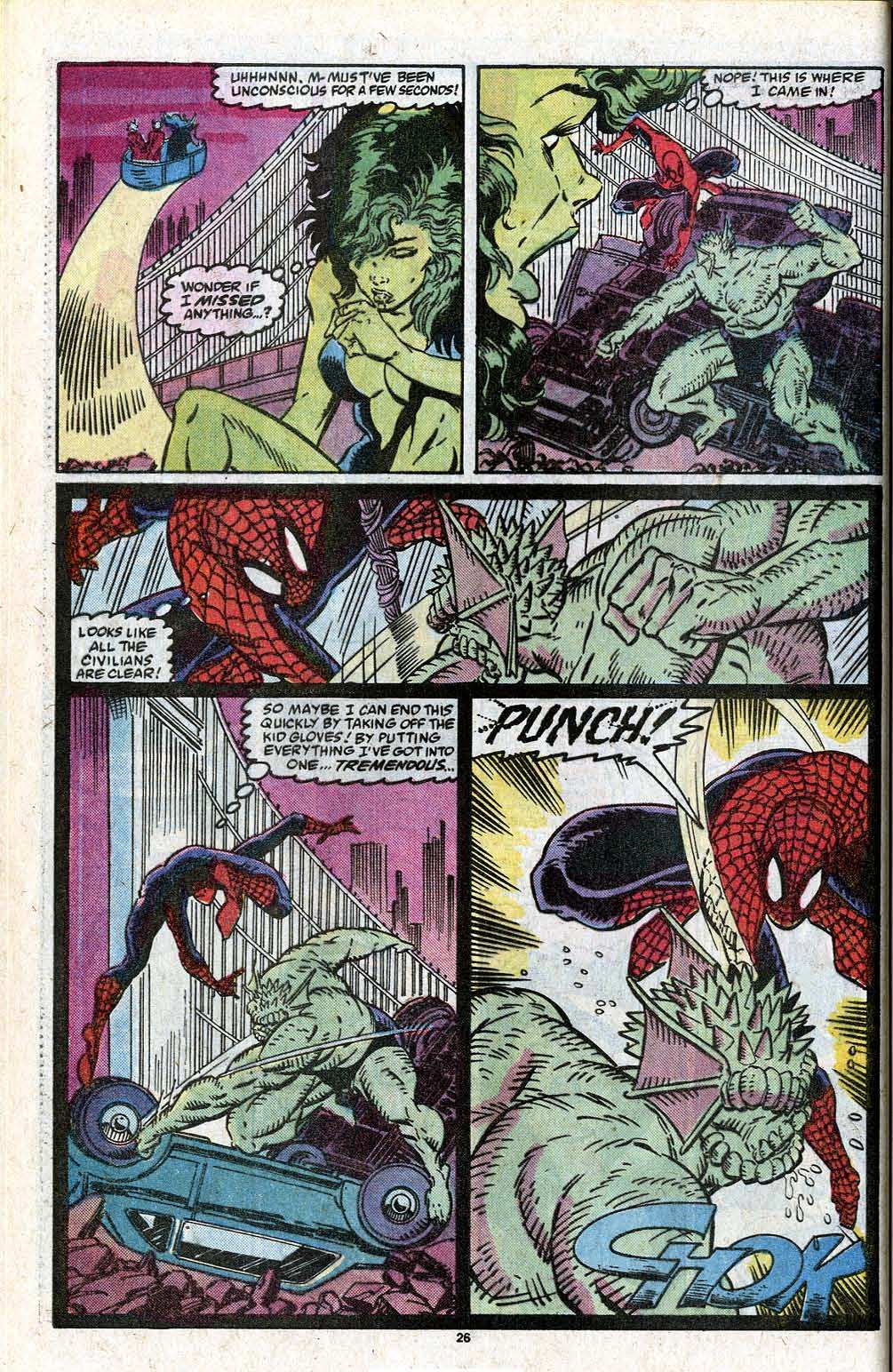 The Amazing Spider-Man (1963) _Annual_23 Page 27