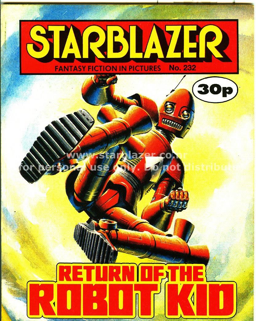 Starblazer issue 232 - Page 1