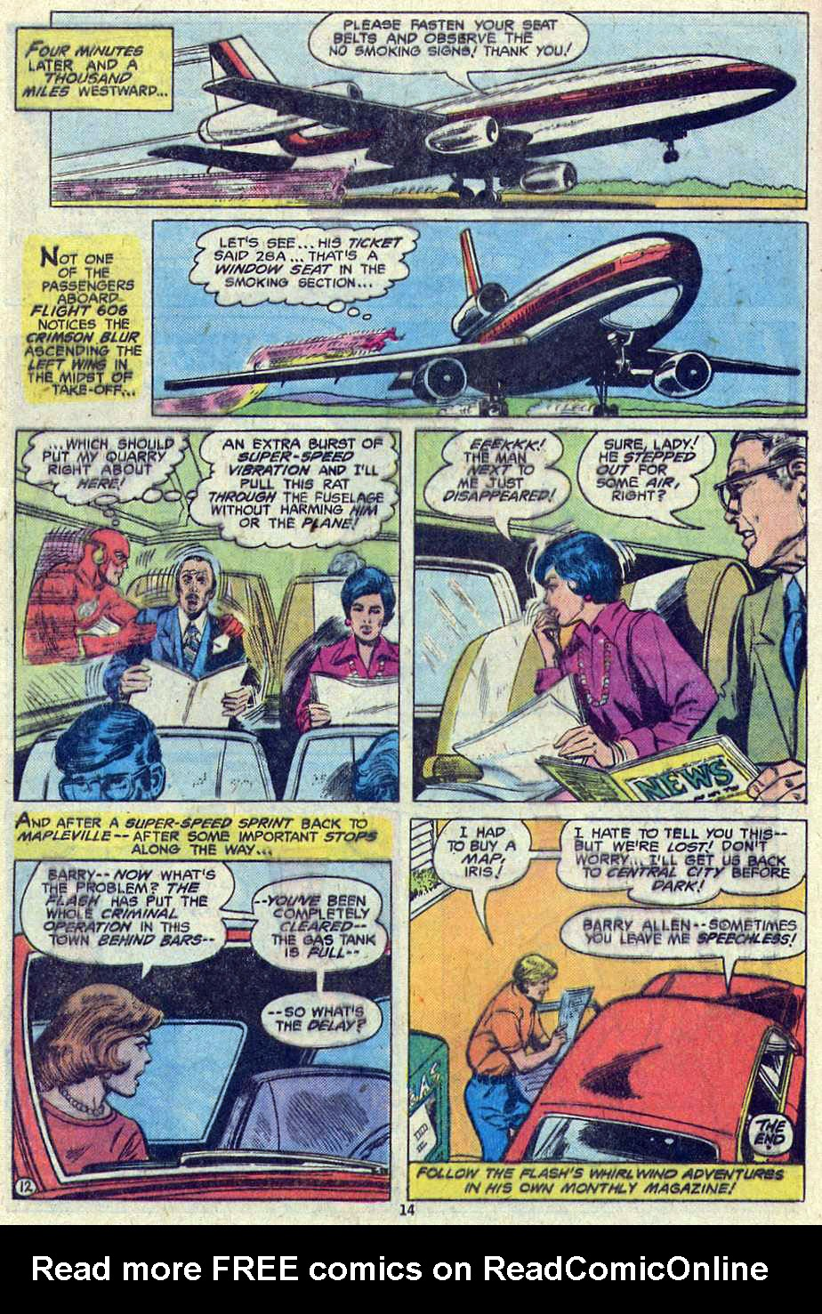 Read online Adventure Comics (1938) comic -  Issue #461 - 14
