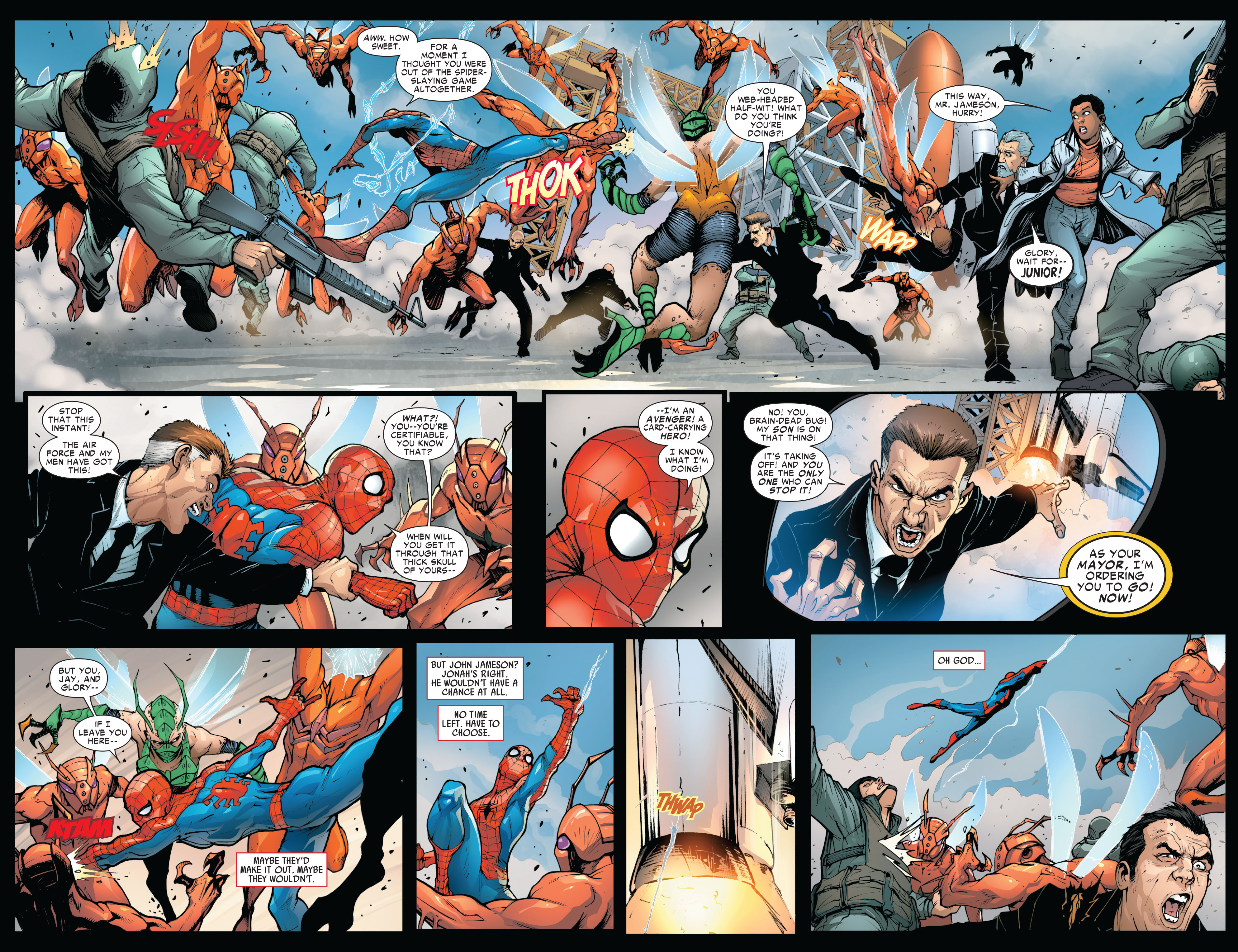 The Amazing Spider-Man (1963) 652 Page 19