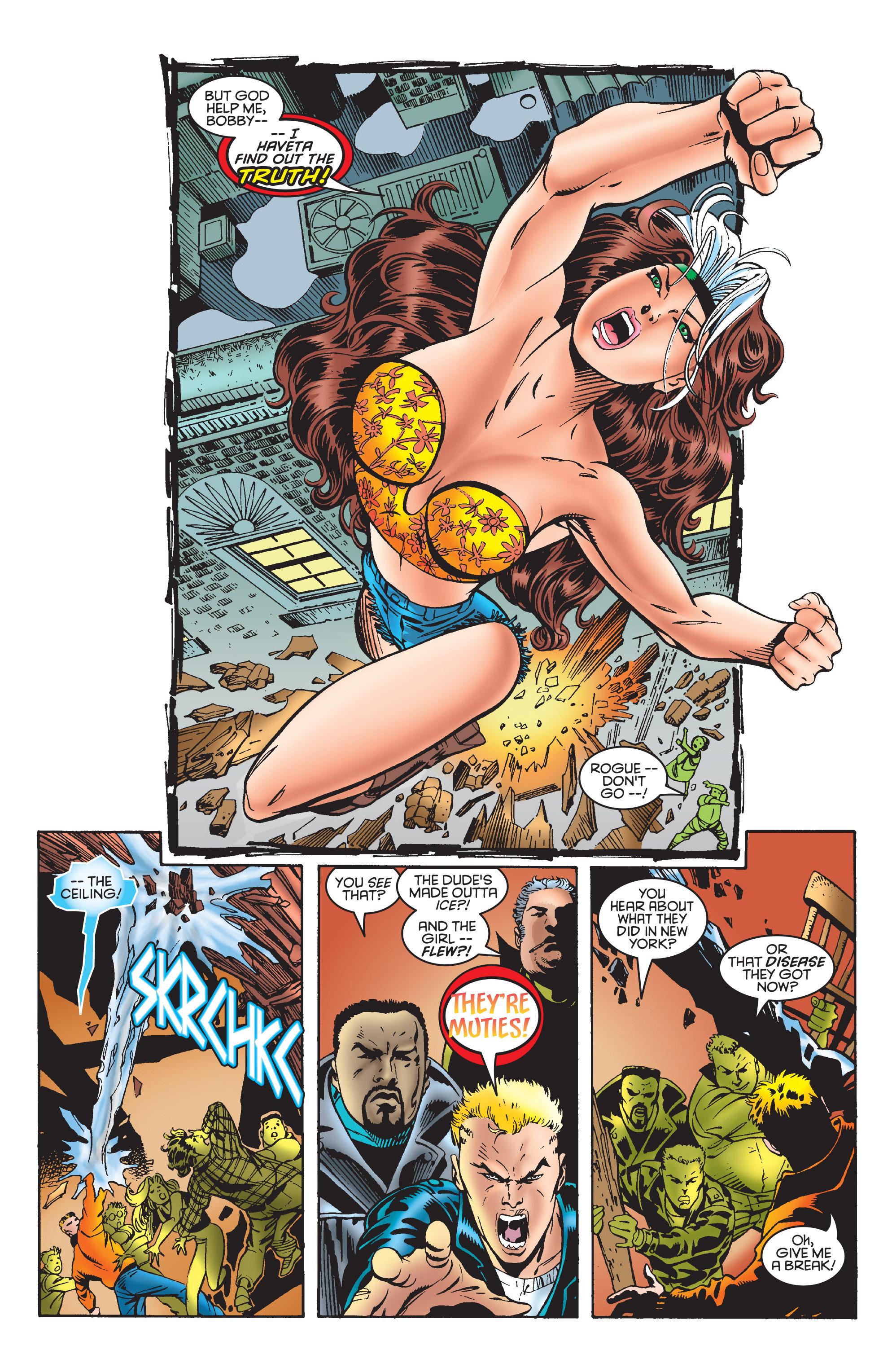 X-Men (1991) 45 Page 15