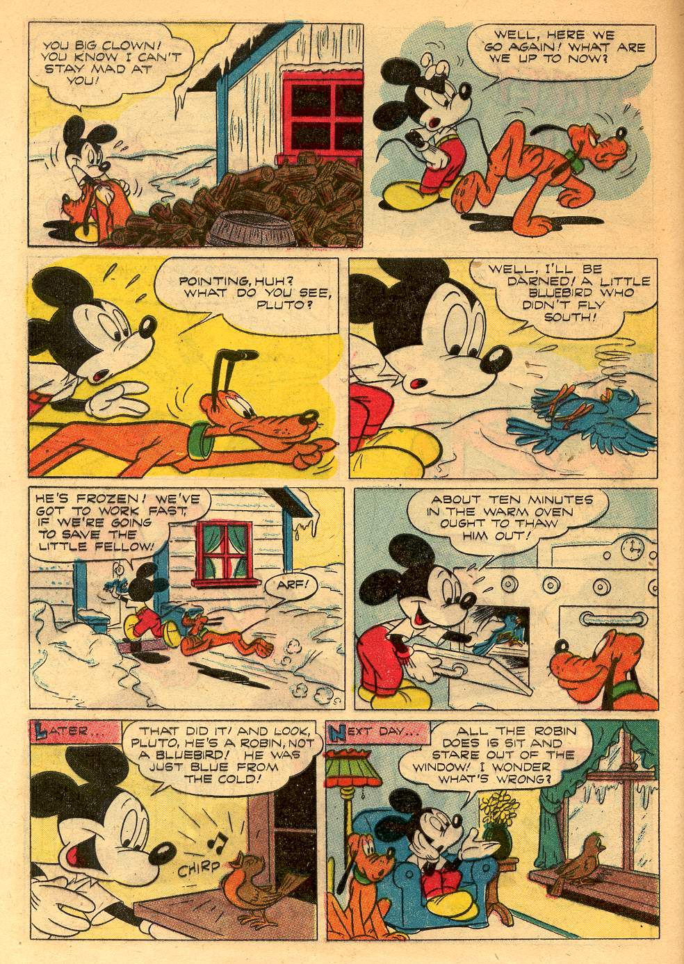 Four Color Comics issue 371 - Page 28