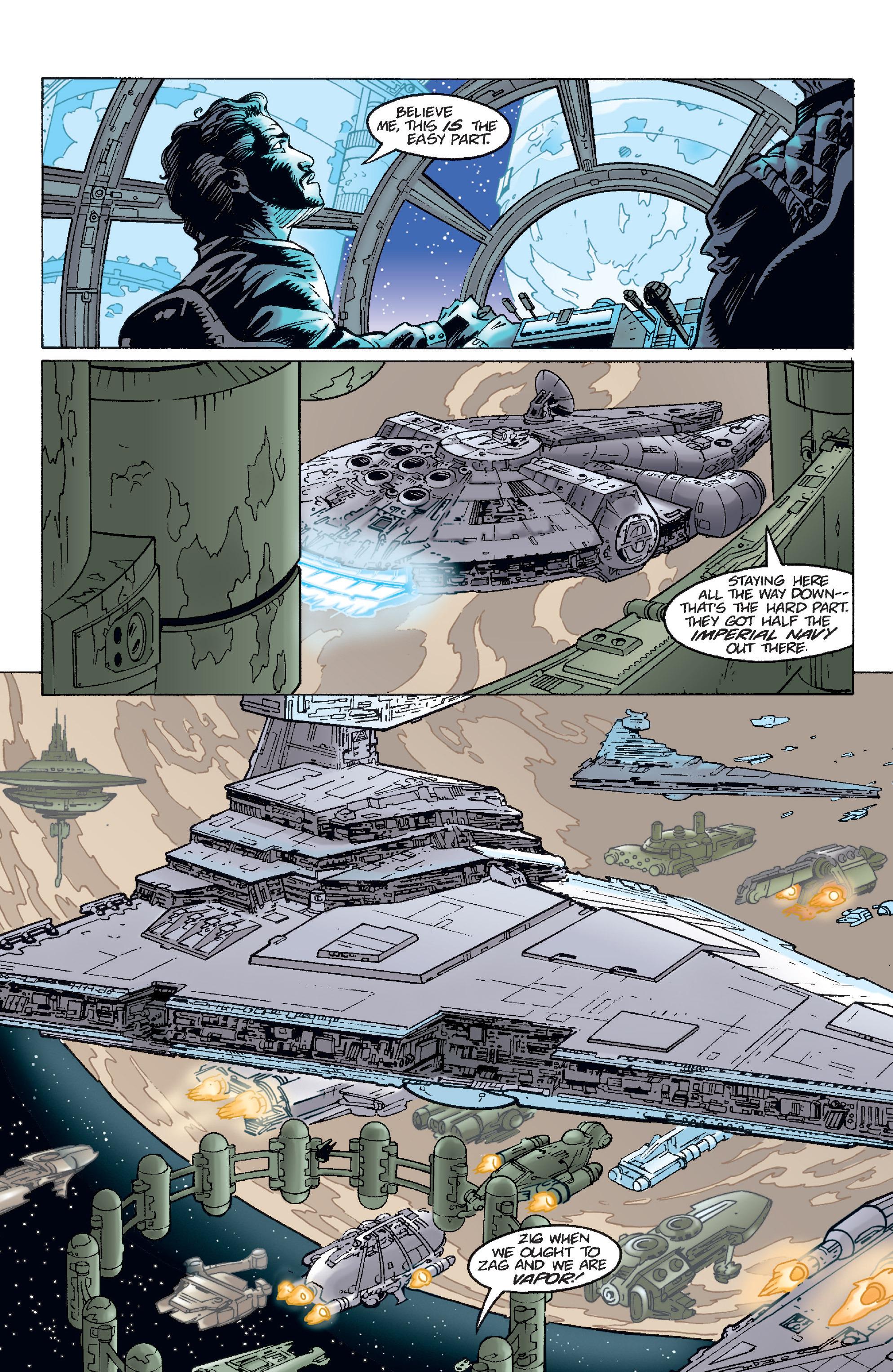 Read online Star Wars Omnibus comic -  Issue # Vol. 11 - 129