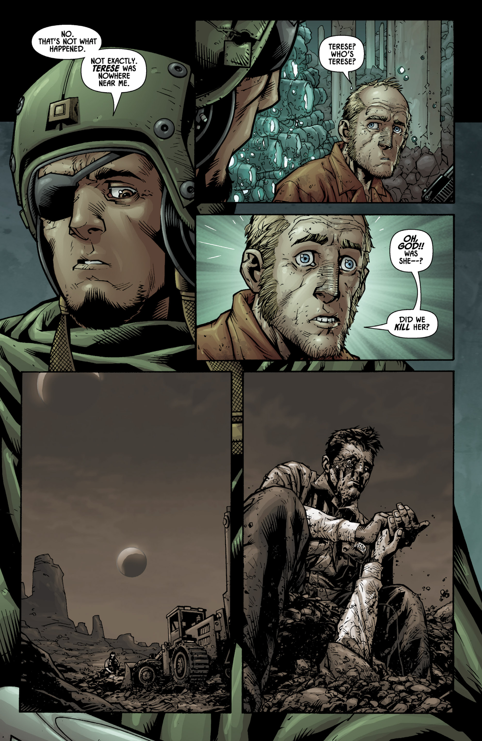 Read online Aliens (2009) comic -  Issue # TPB - 81