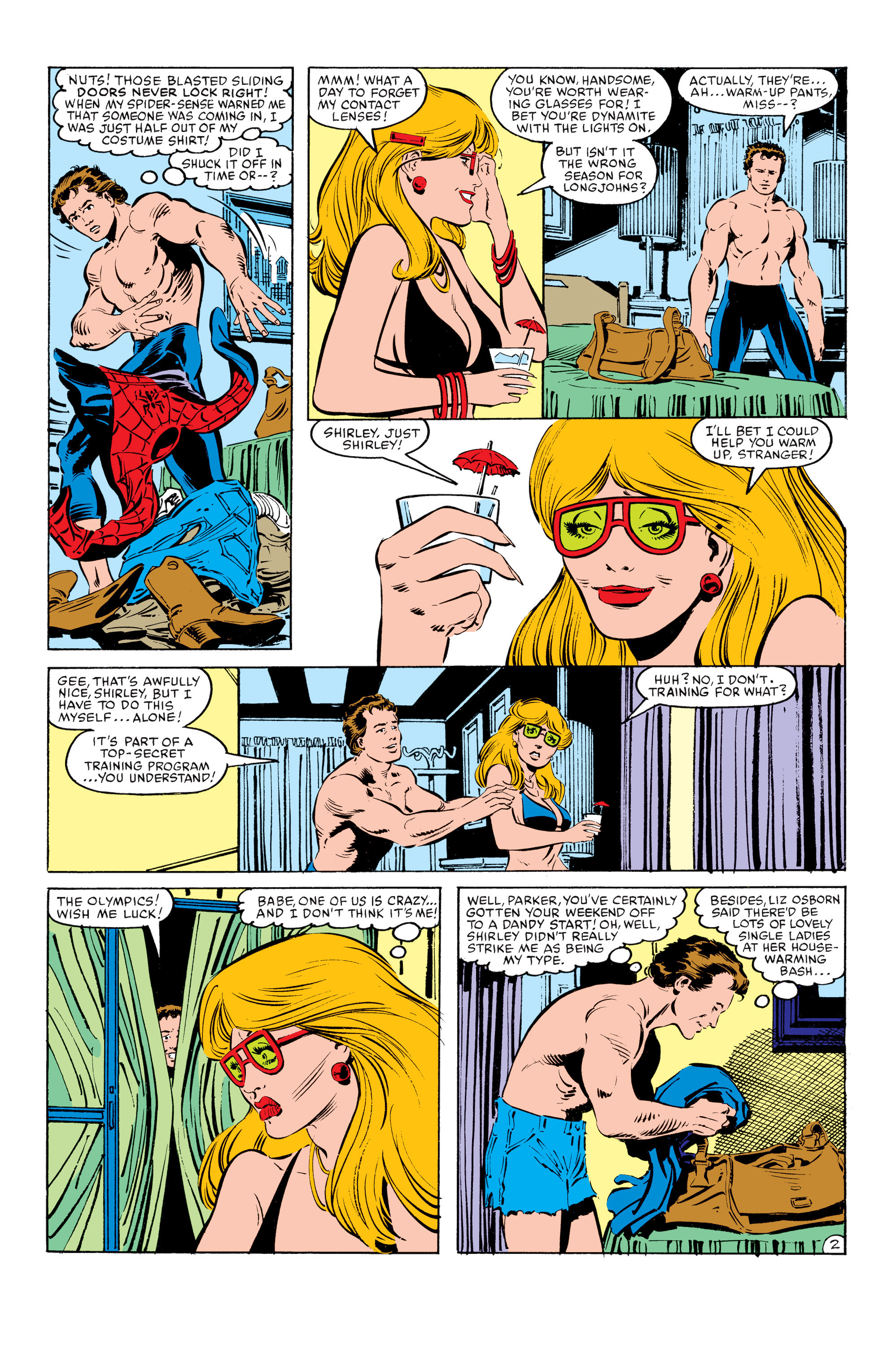 The Amazing Spider-Man (1963) 249 Page 2
