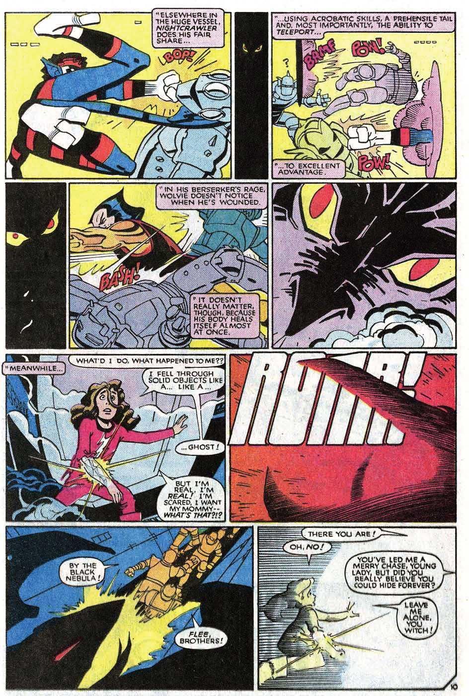 Read online Uncanny X-Men (1963) comic -  Issue # _Annual 8 - 12