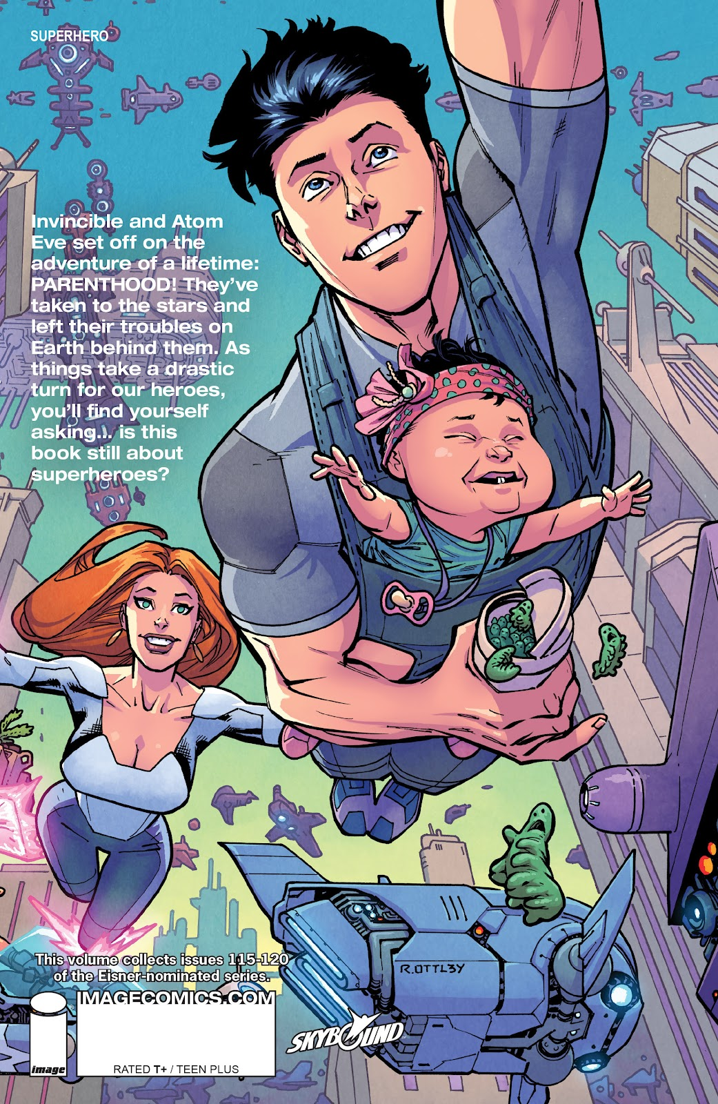 Invincible (2003) issue TPB 21 - Modern Family - Page 146