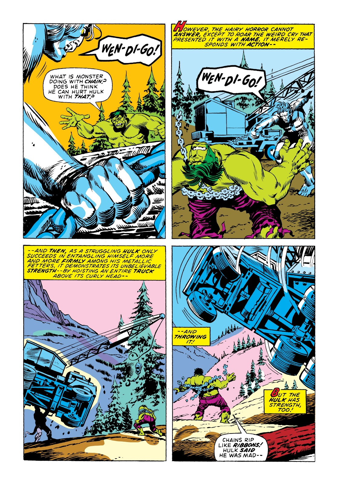 Read online Marvel Masterworks: The Incredible Hulk comic -  Issue # TPB 9 (Part 2) - 32