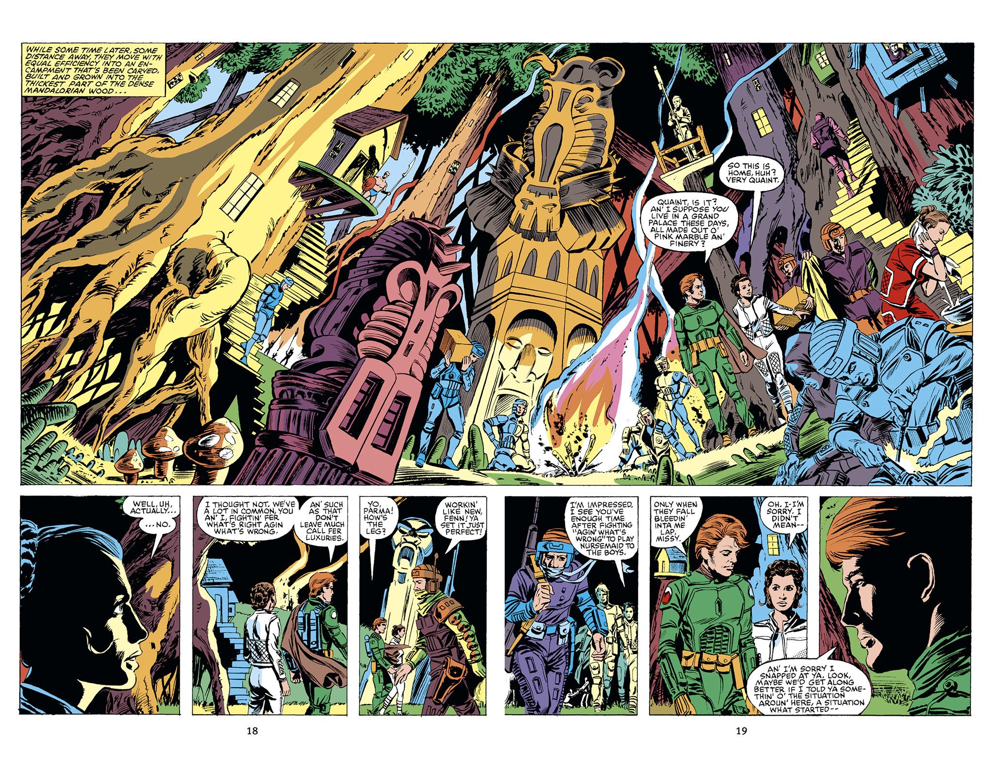 Read online Star Wars Omnibus comic -  Issue # Vol. 18 - 17