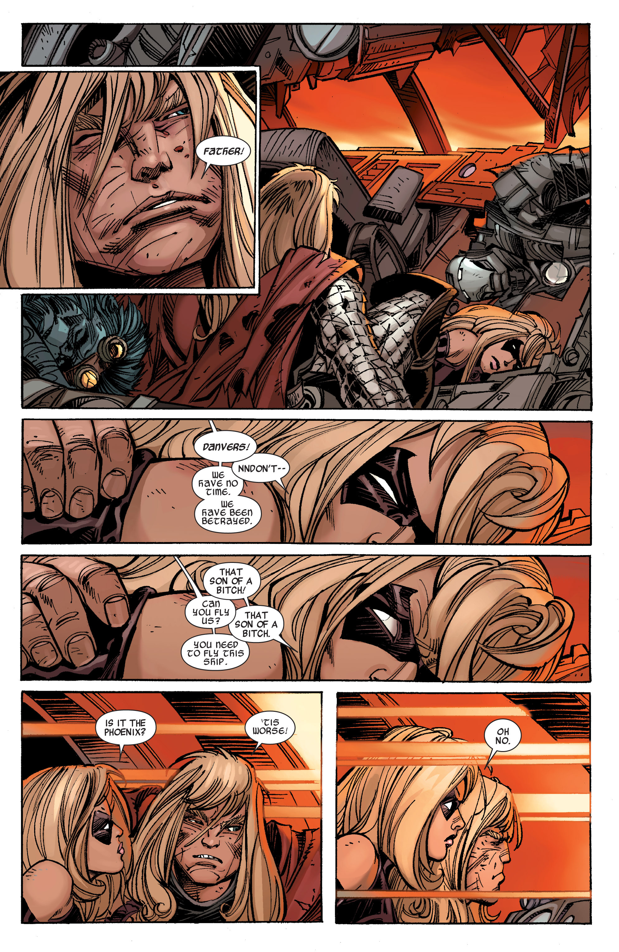 Read online Avengers (2010) comic -  Issue #27 - 4