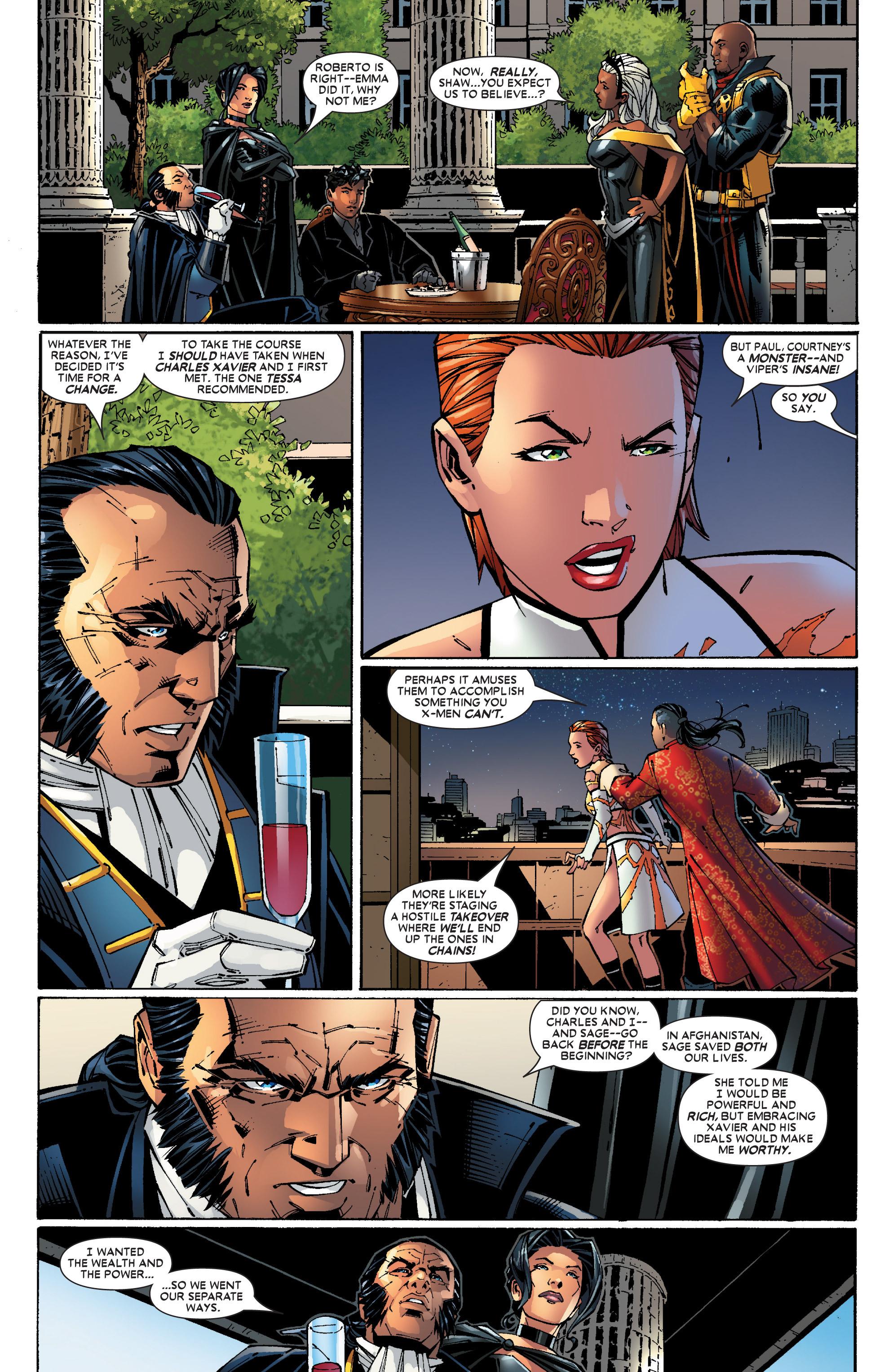 Read online Uncanny X-Men (1963) comic -  Issue #453 - 20