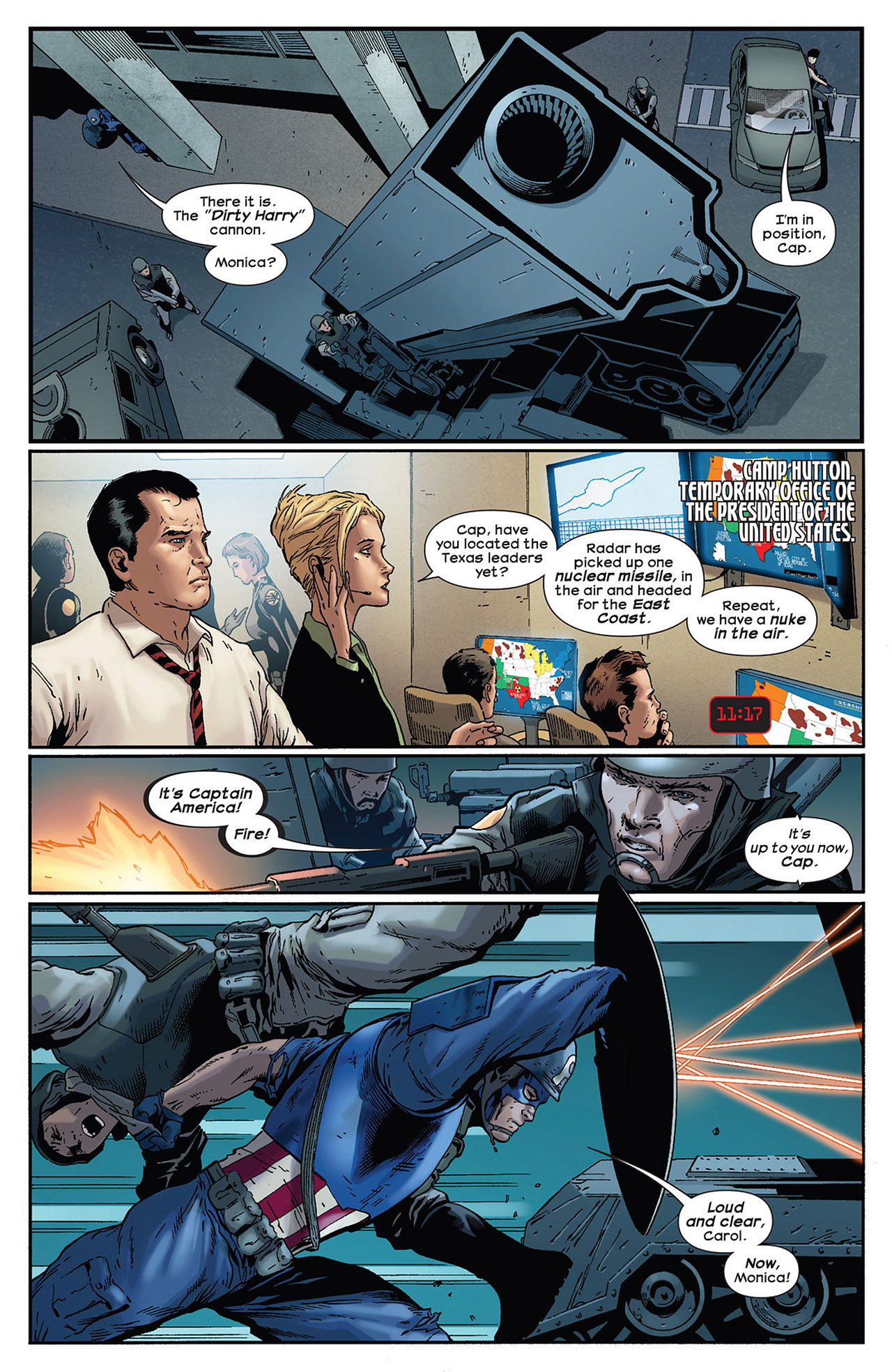 Read online Ultimate Comics Ultimates comic -  Issue #14 - 9