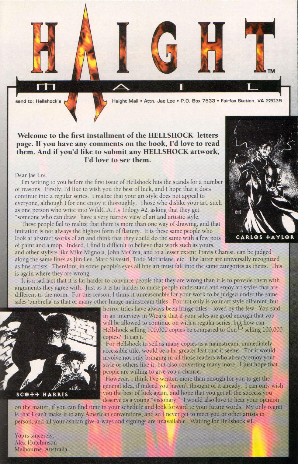 Read online Hellshock comic -  Issue #2 - 25