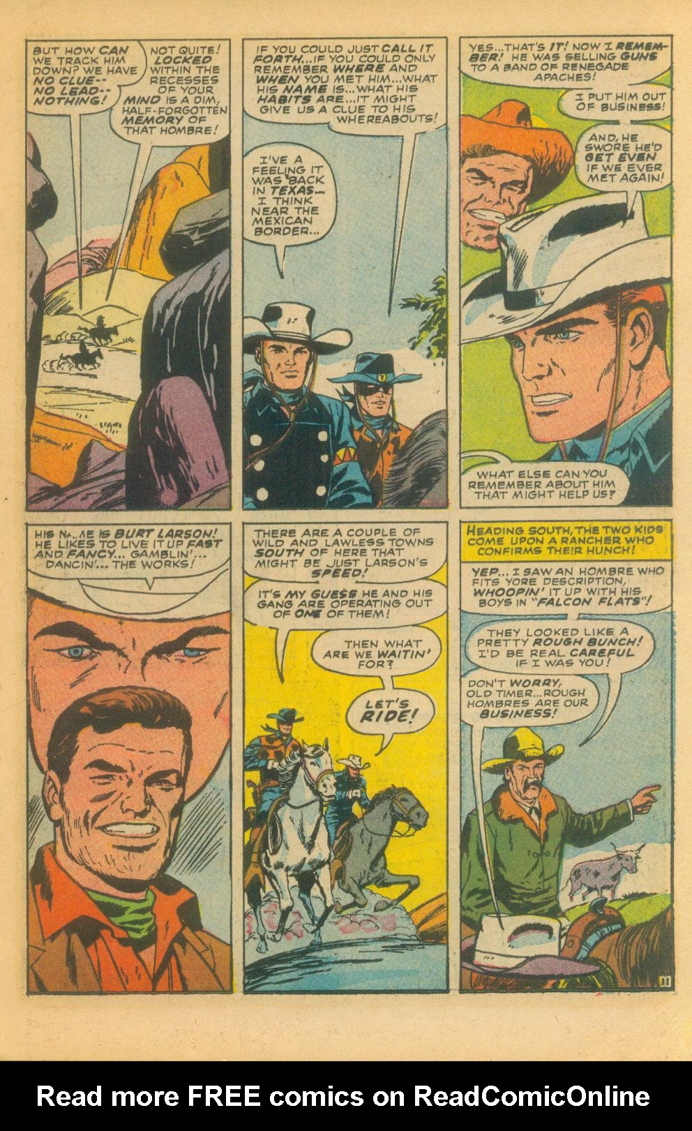 Read online Two-Gun Kid comic -  Issue #85 - 16
