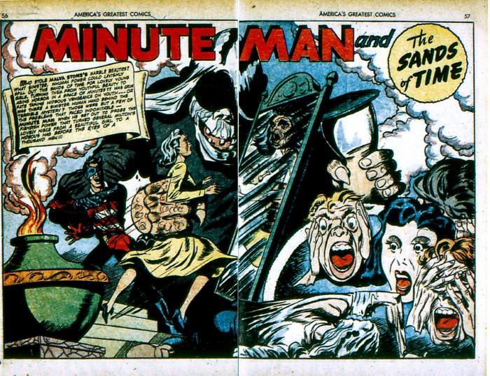 Read online America's Greatest Comics comic -  Issue #4 - 56