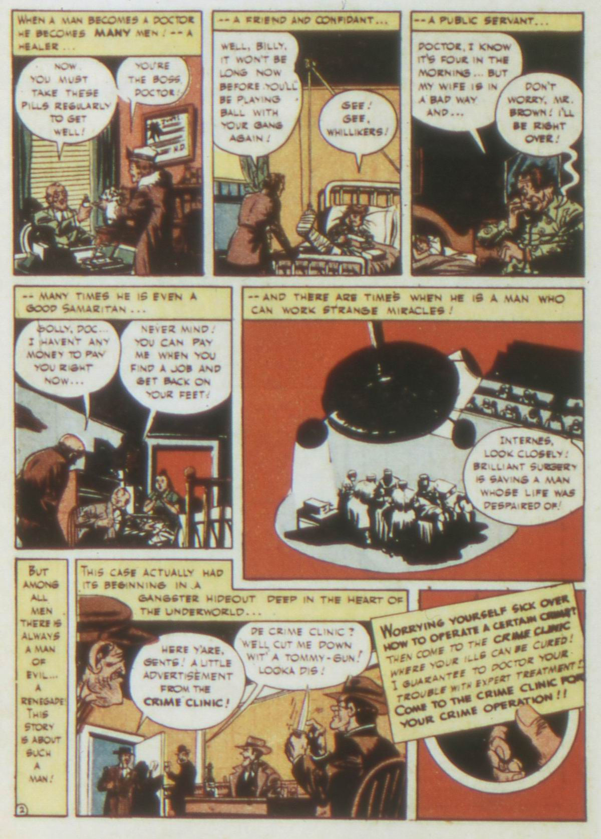 Read online Detective Comics (1937) comic -  Issue #77 - 4