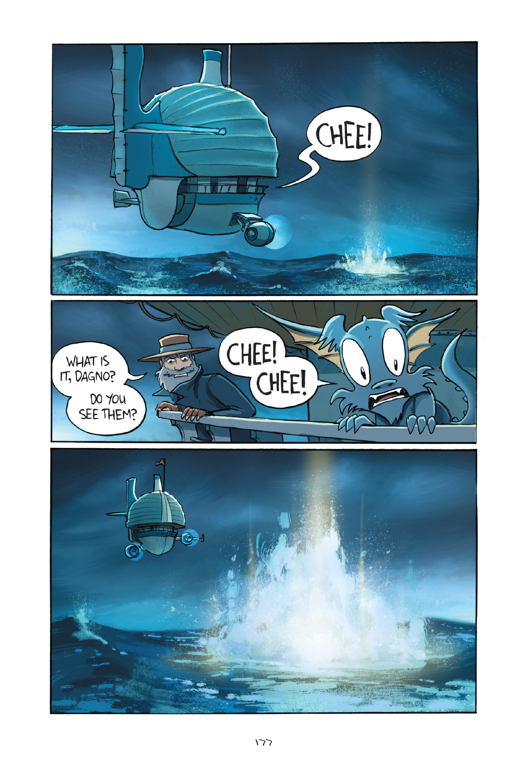 Read online Amulet comic -  Issue #7 - 177