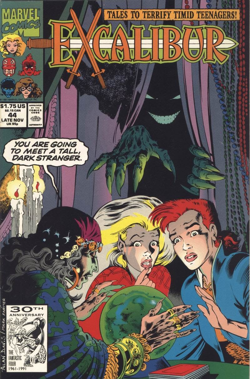 Excalibur (1988) issue 44 - Page 1
