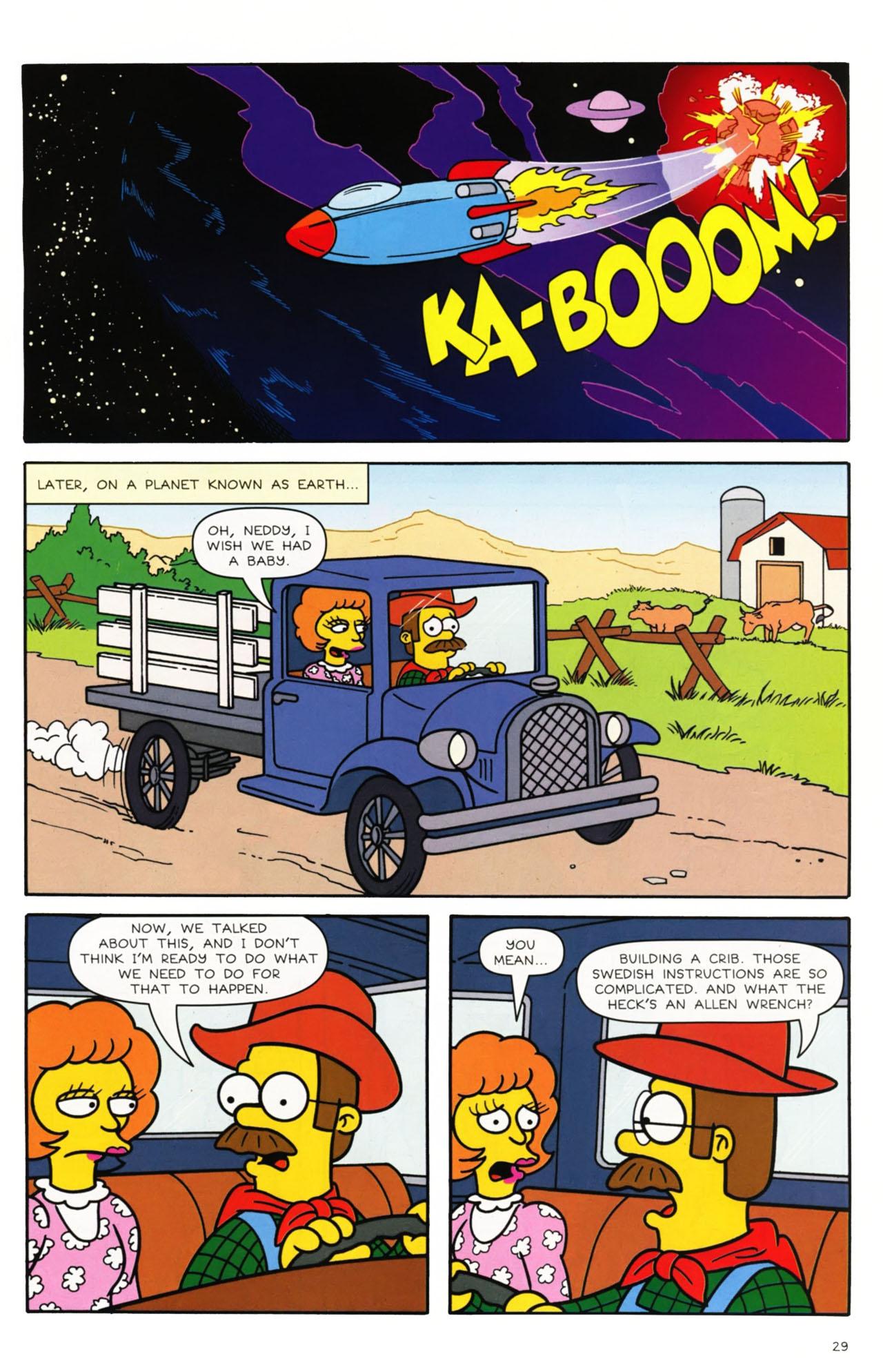 Read online Simpsons Comics comic -  Issue #168 - 24