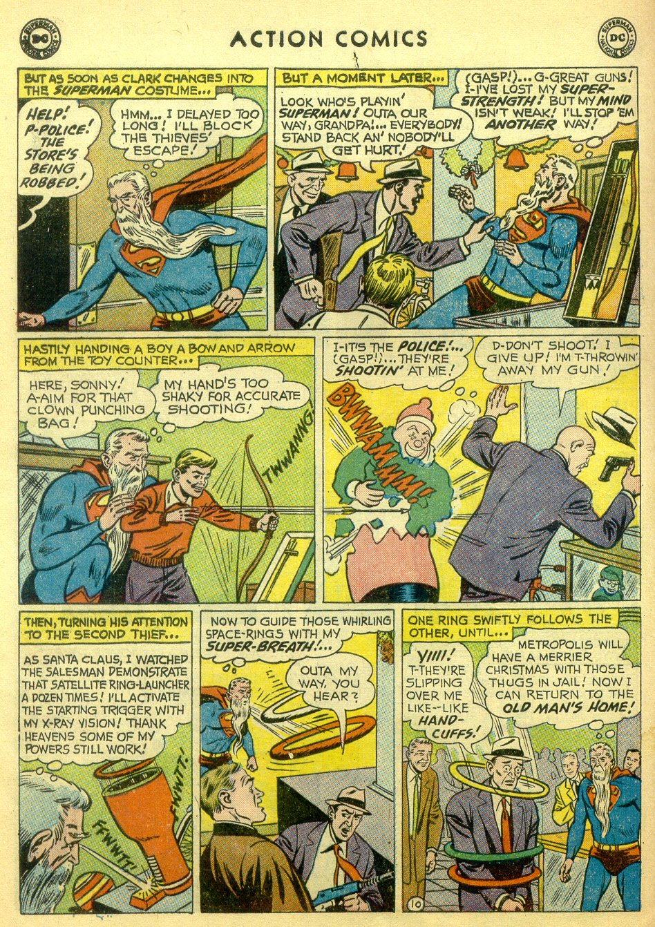 Read online Action Comics (1938) comic -  Issue #251 - 12